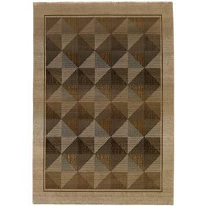 """Oriental Weavers Generations 7'10"""" X 11' Rug"""