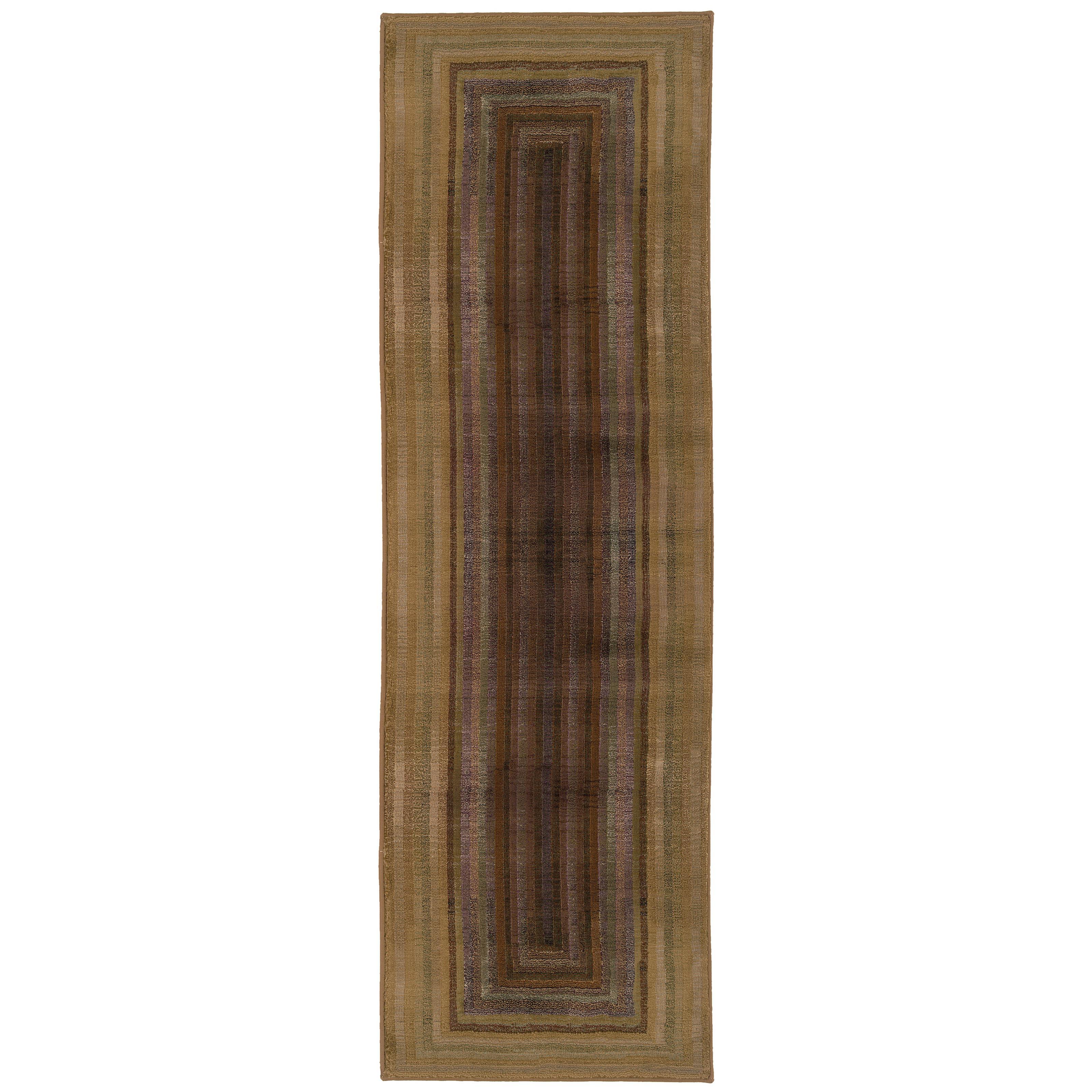 "Oriental Weavers Generations 2' 7"" X  9' 1"" Rug - Item Number: G281J2080285ST"
