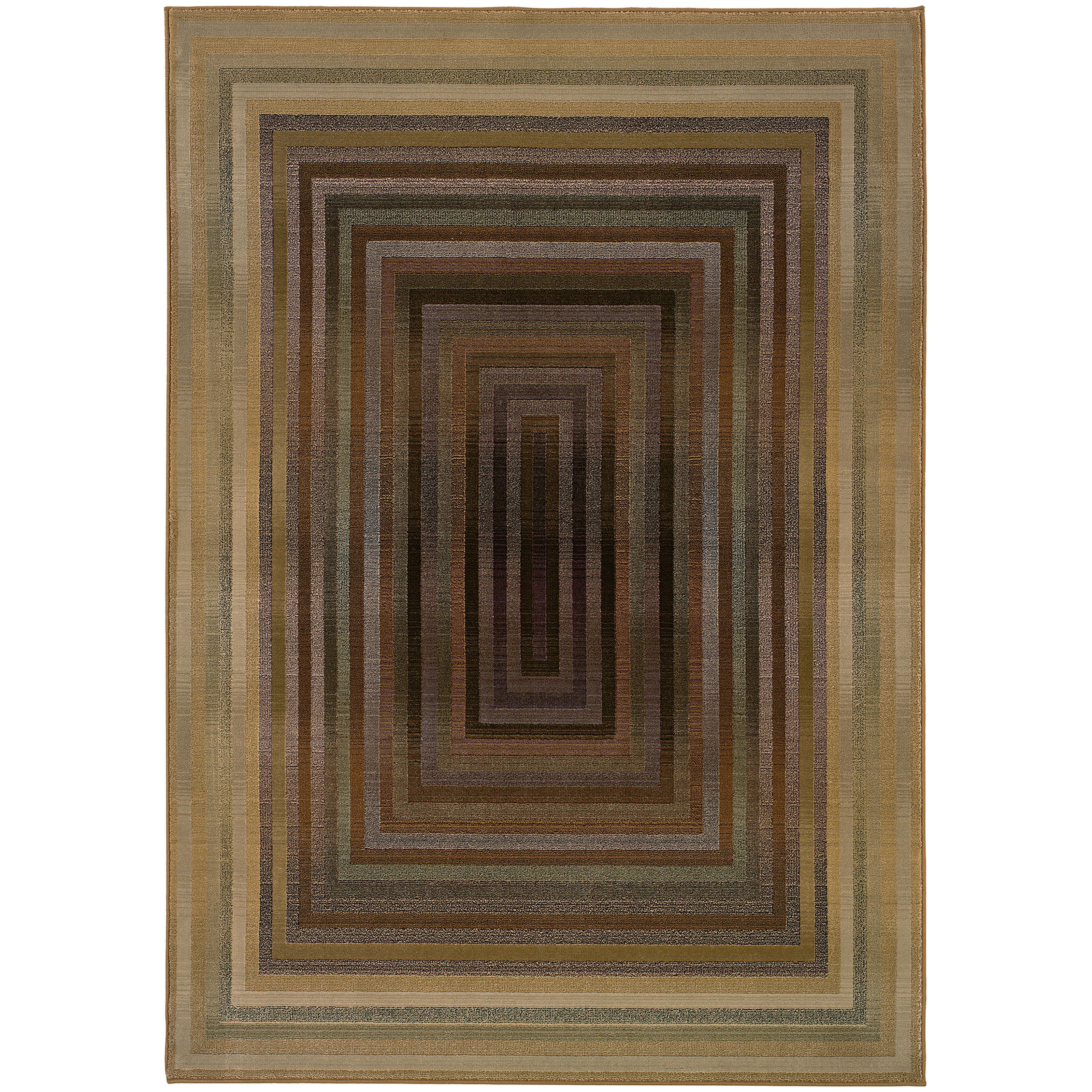 "Oriental Weavers Generations 5' 3"" X  7' 6"" Rug - Item Number: G281J2160235ST"
