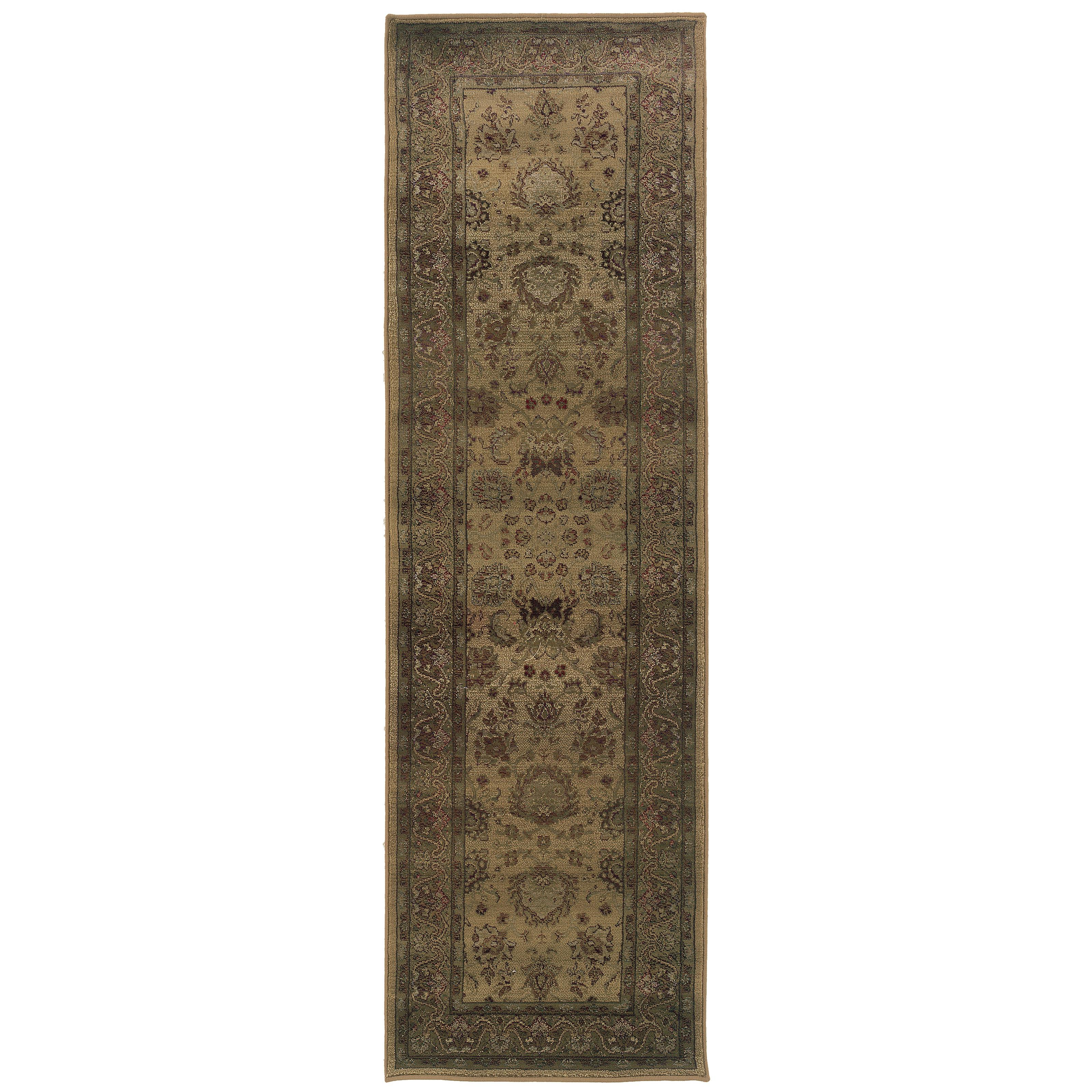 "Oriental Weavers Generations 2' 7"" X  9' 1"" Rug - Item Number: G3434J080285ST"