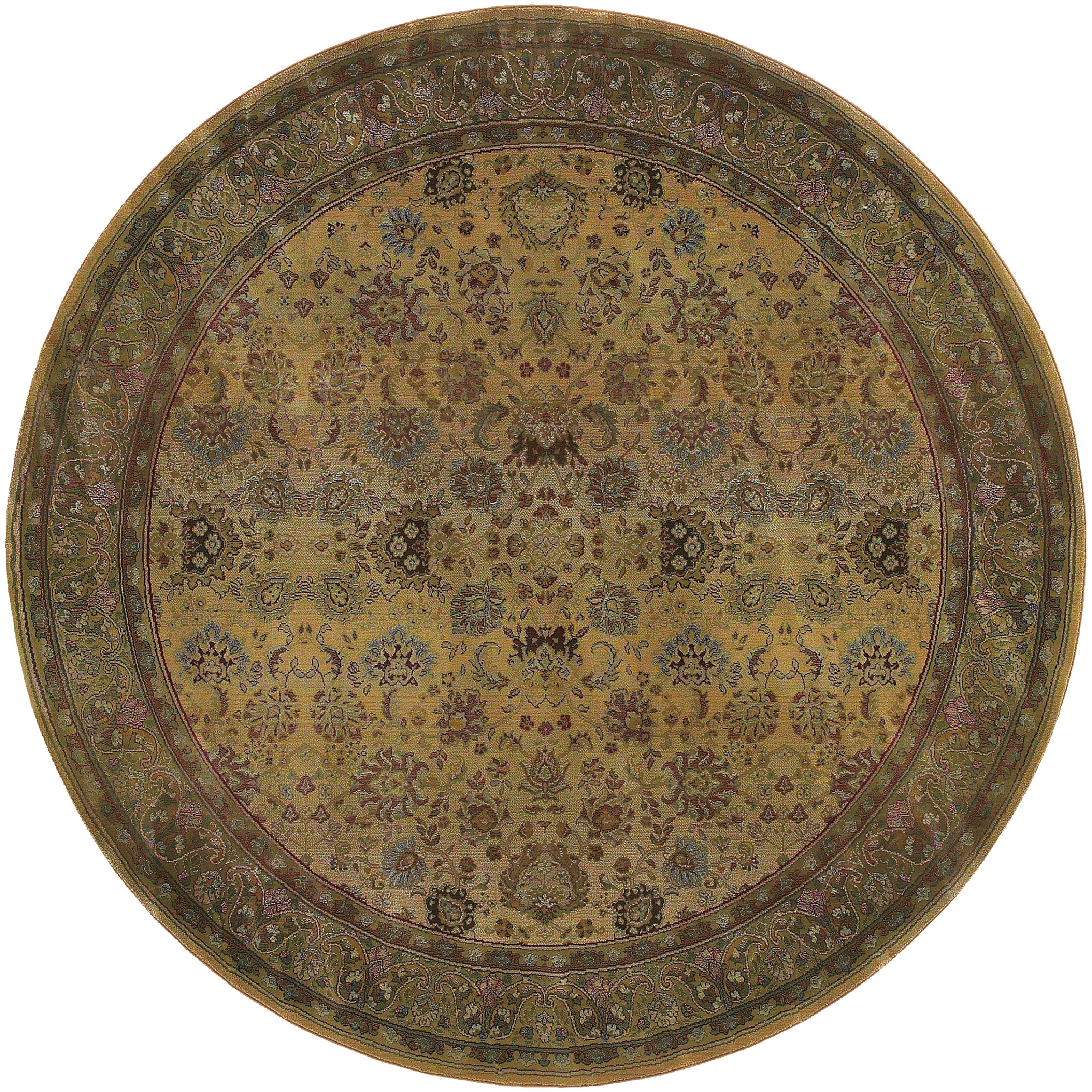 Oriental Weavers Generations 6' Rug - Item Number: G3434J180180ST