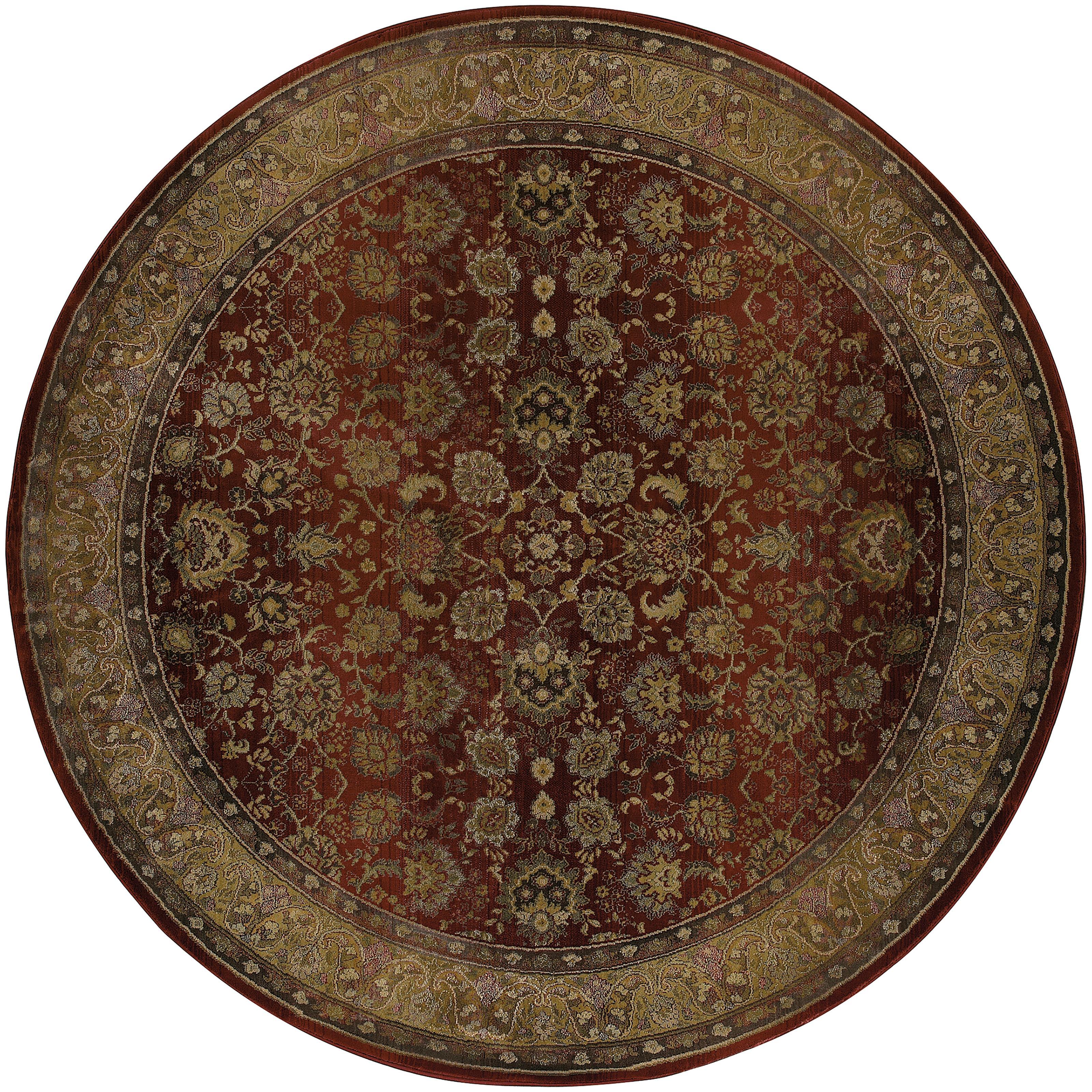 Oriental Weavers Generations 6' Rug - Item Number: G3434R180180ST