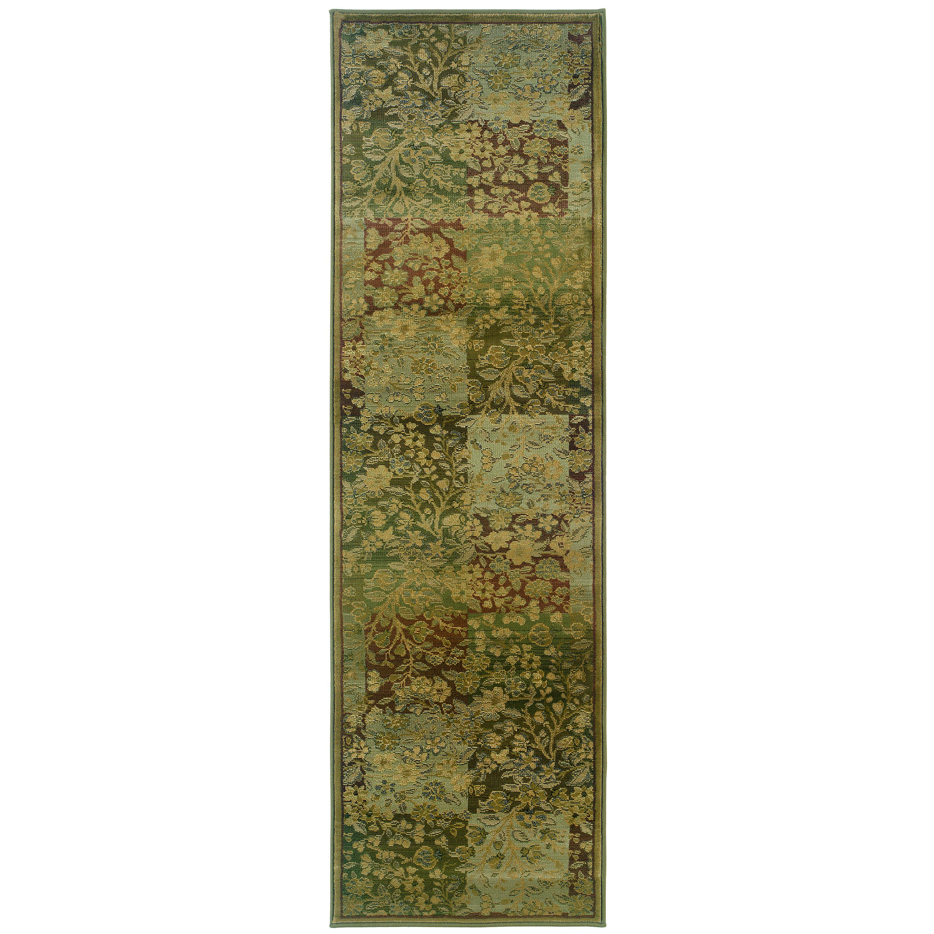 "Oriental Weavers Generations 2' 3"" X  7' 6"" Rug - Item Number: G3435Y068235ST"