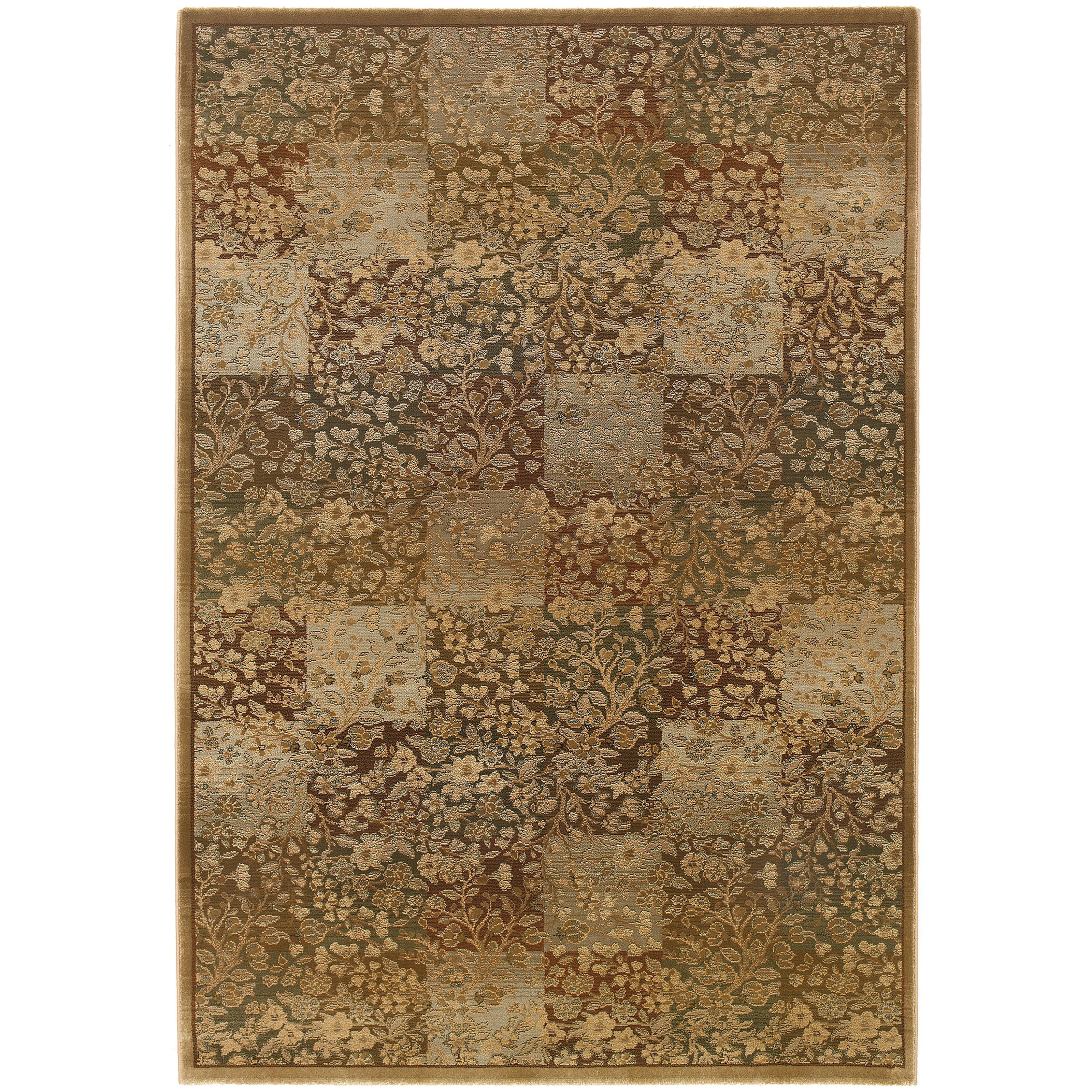 """Oriental Weavers Generations 7'10"""" X 11' Rug - Item Number: G3435Y240340ST"""