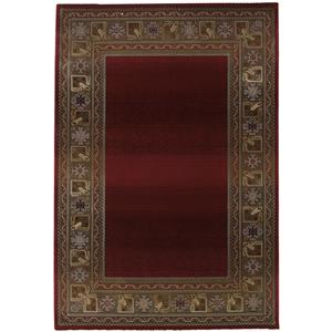 """Oriental Weavers Generations 2' 7"""" X  9' 1"""" Rug"""