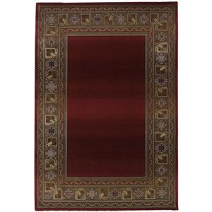 """Oriental Weavers Generations 4' X  5' 9"""" Rug"""