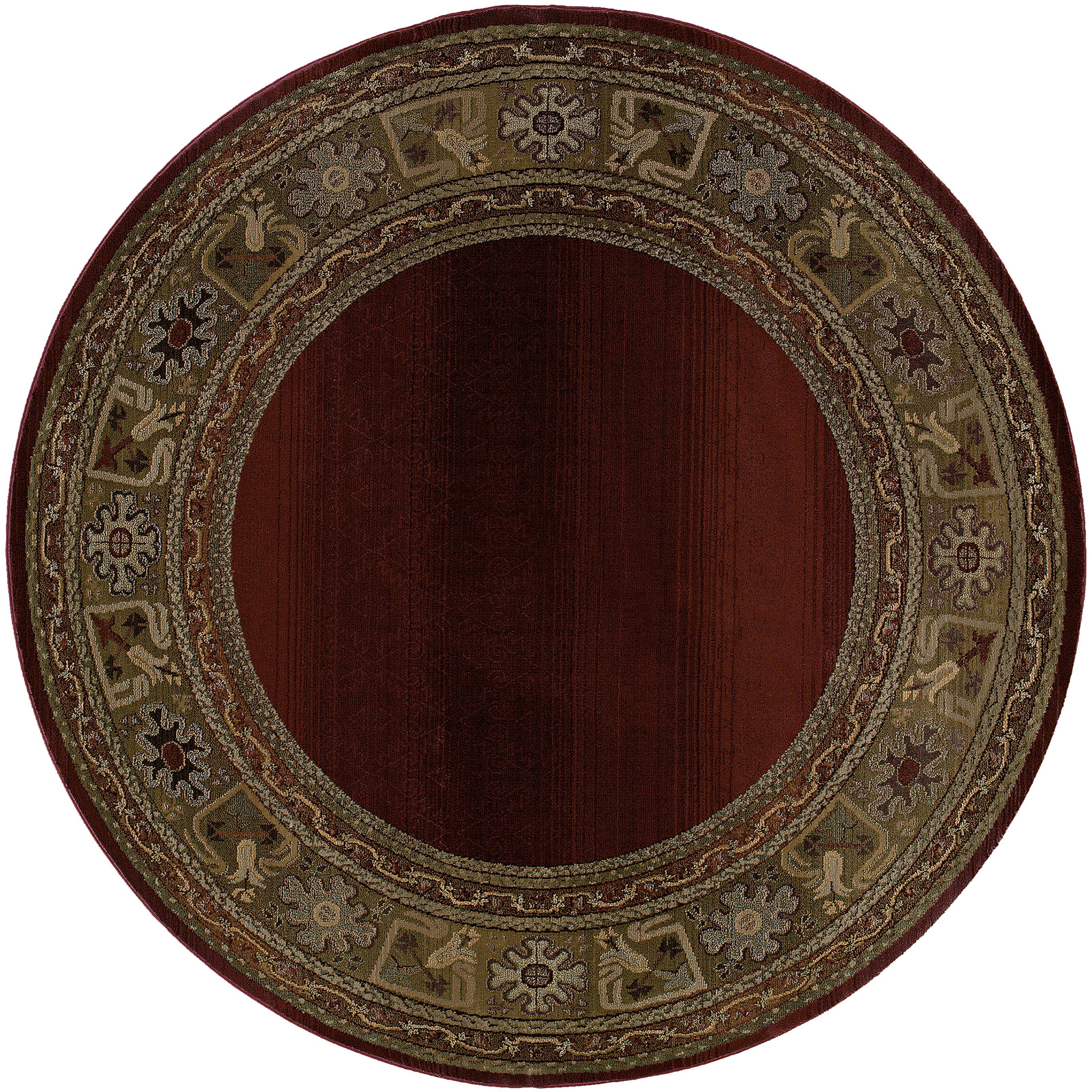 Oriental Weavers Generations 8' Rug - Item Number: G3436R240240ST