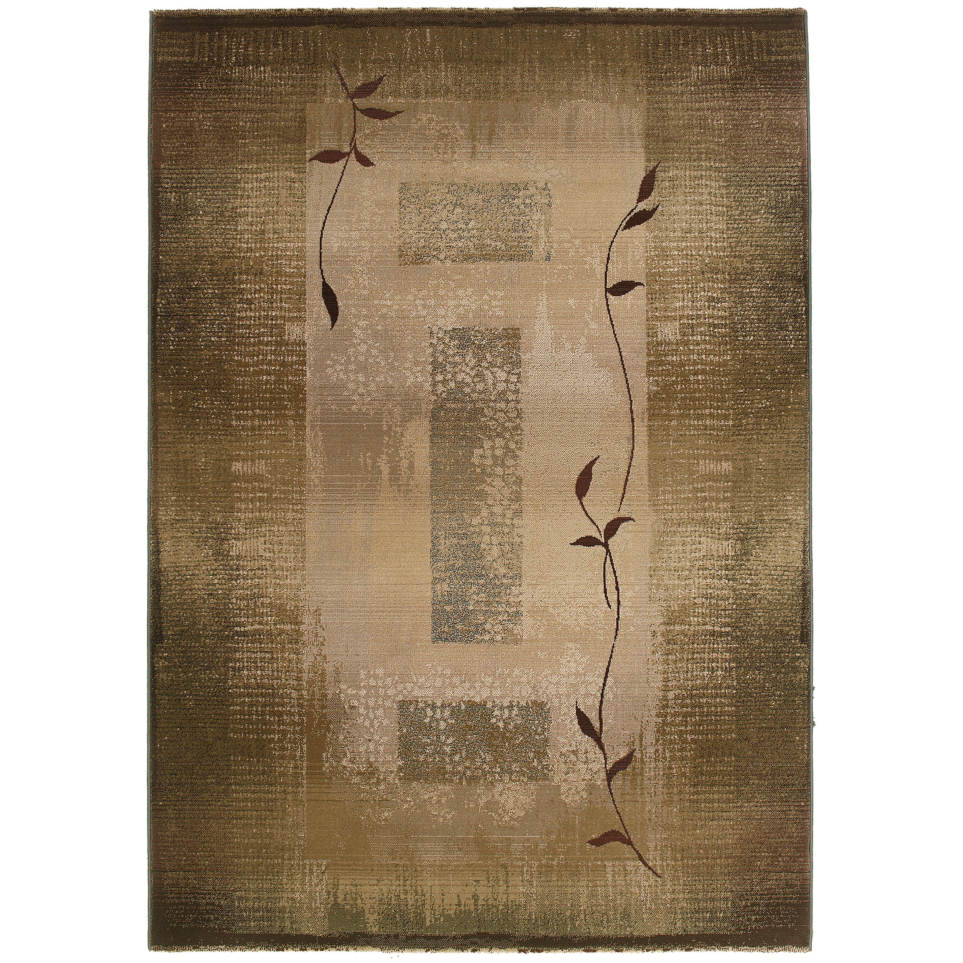 "Oriental Weavers Generations 5' 3"" X  7' 6"" Rug - Item Number: G544G1160235ST"