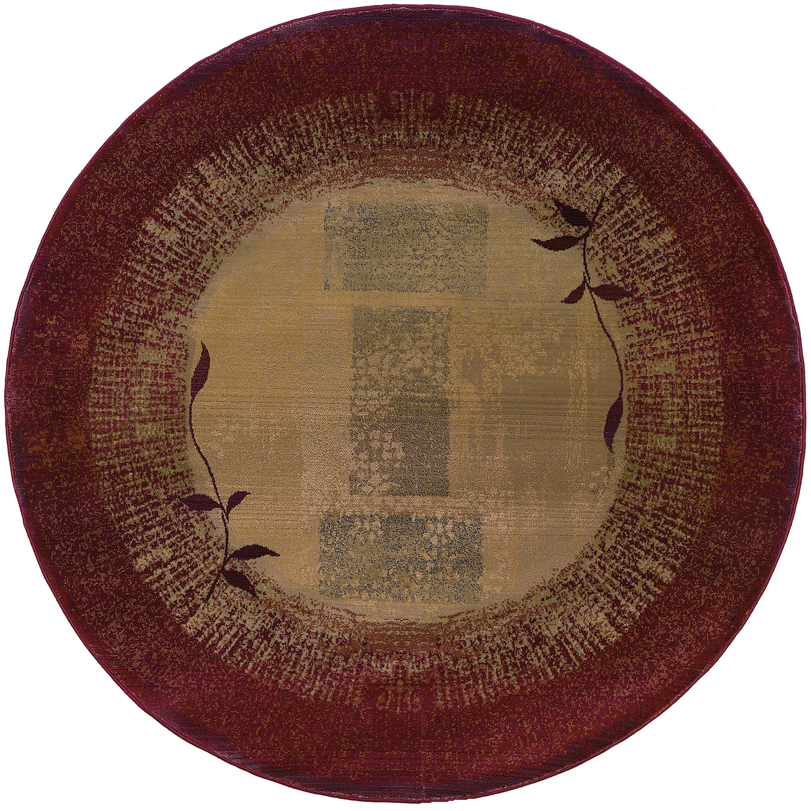 Oriental Weavers Generations 8' Rug - Item Number: G544X1240240ST