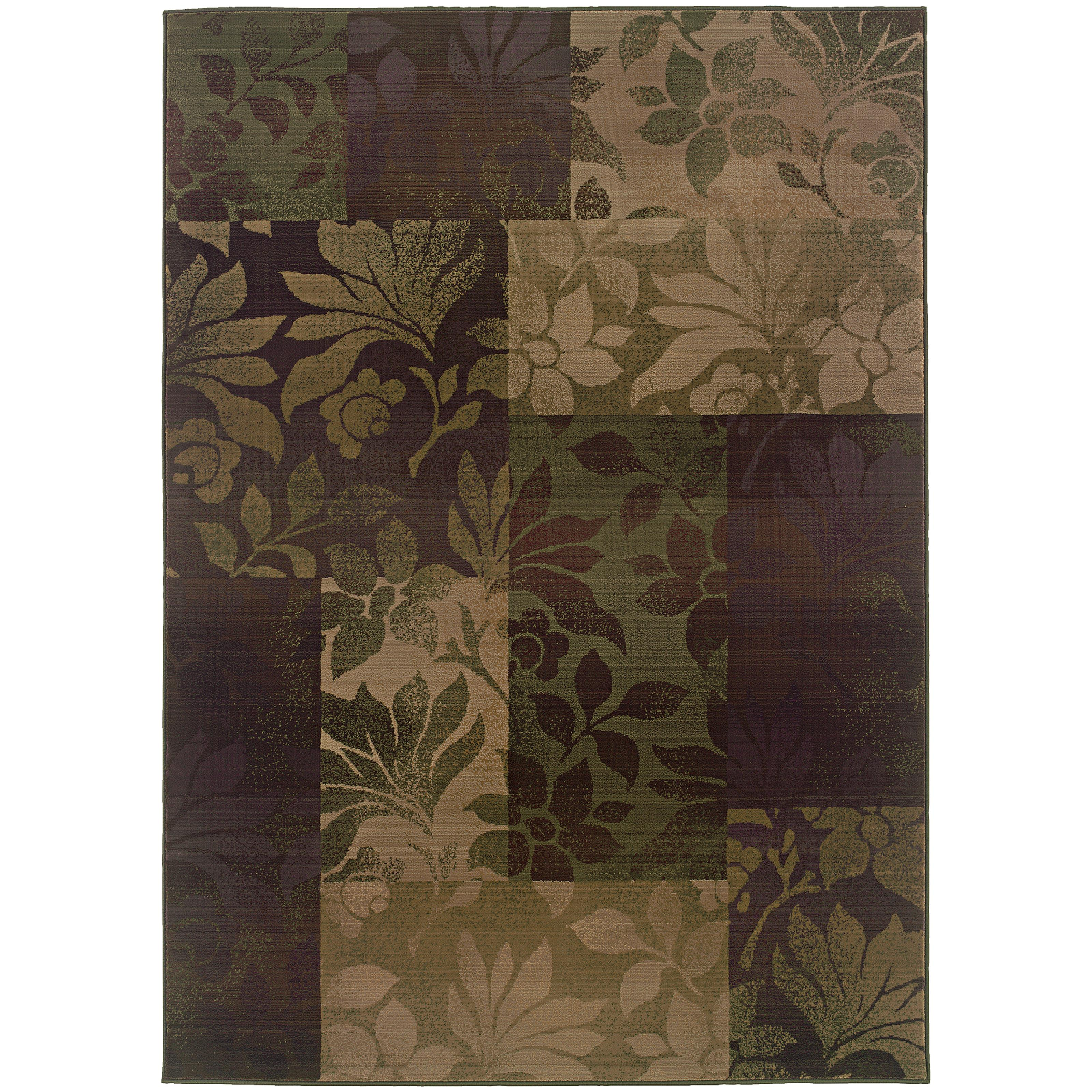 """Oriental Weavers Generations 4' X  5' 9"""" Rug - Item Number: G8006A120180ST"""