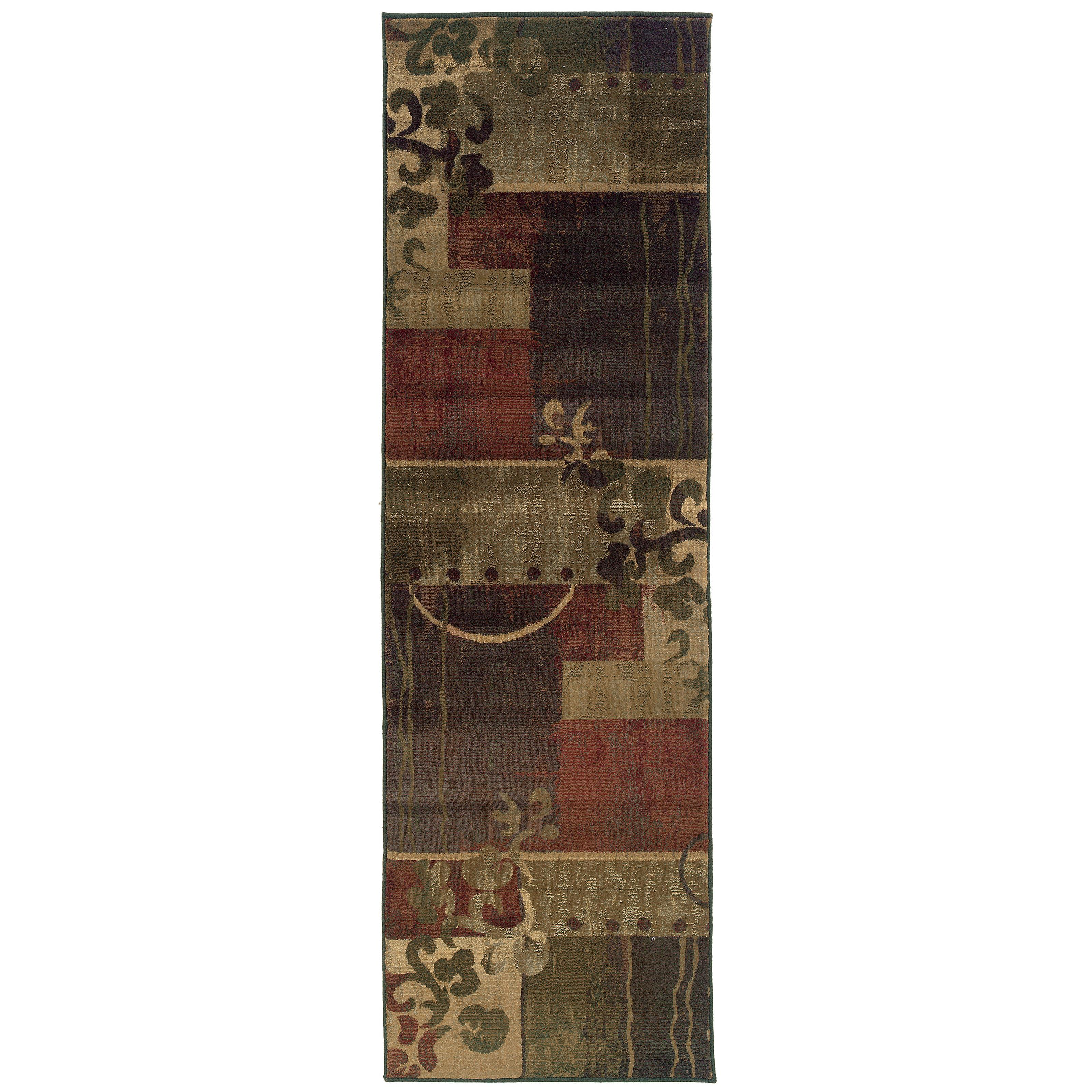 "Oriental Weavers Generations 2' 3"" X  7' 6"" Rug - Item Number: G8007A068235ST"