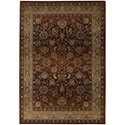 Oriental Weavers Generations 8' Traditional Red/ Beige Square Rug - Item Number: GEN3434R8SQUARE