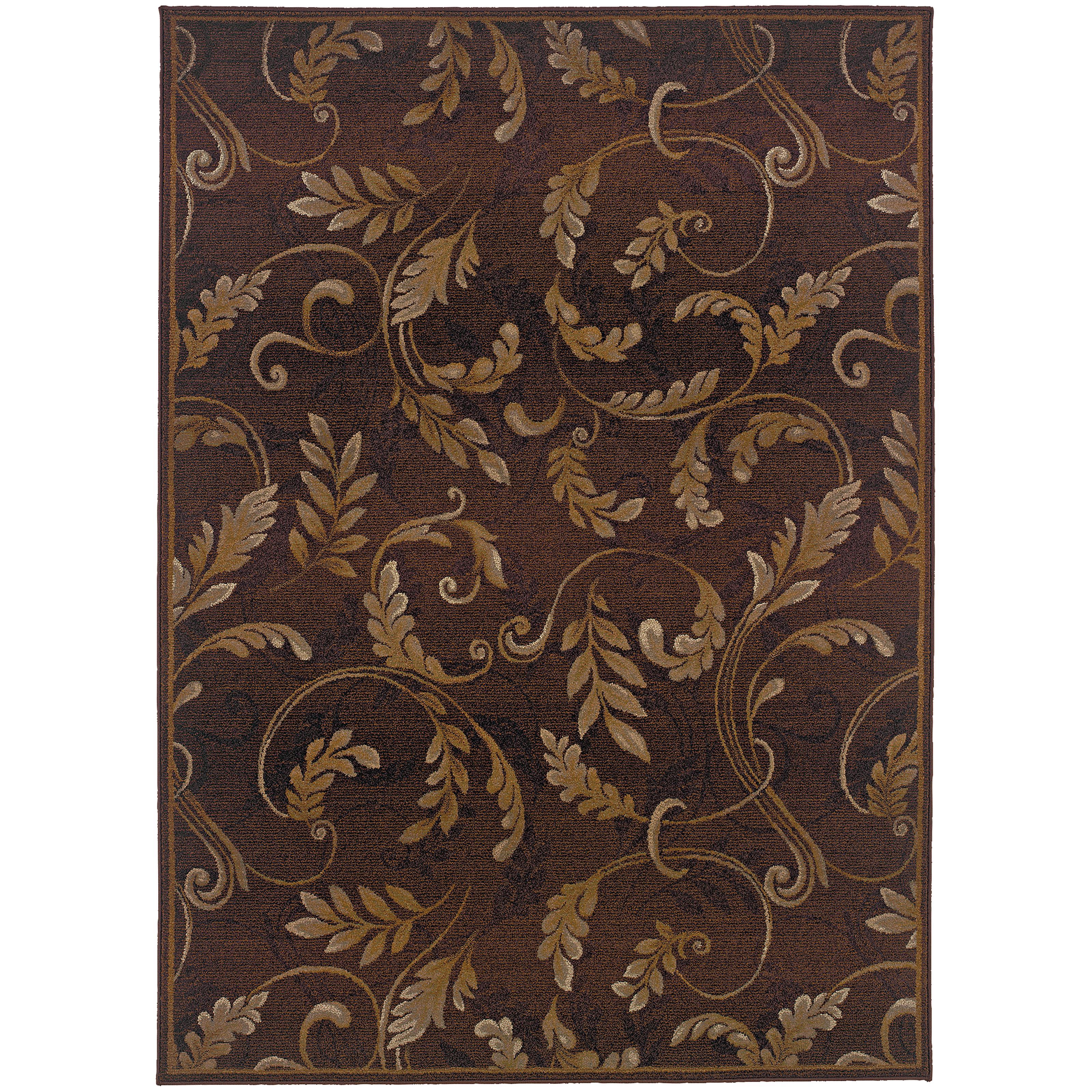 """Oriental Weavers Genesis 5' 3"""" X  7' 6"""" Rug - Item Number: G003X1160235ST"""