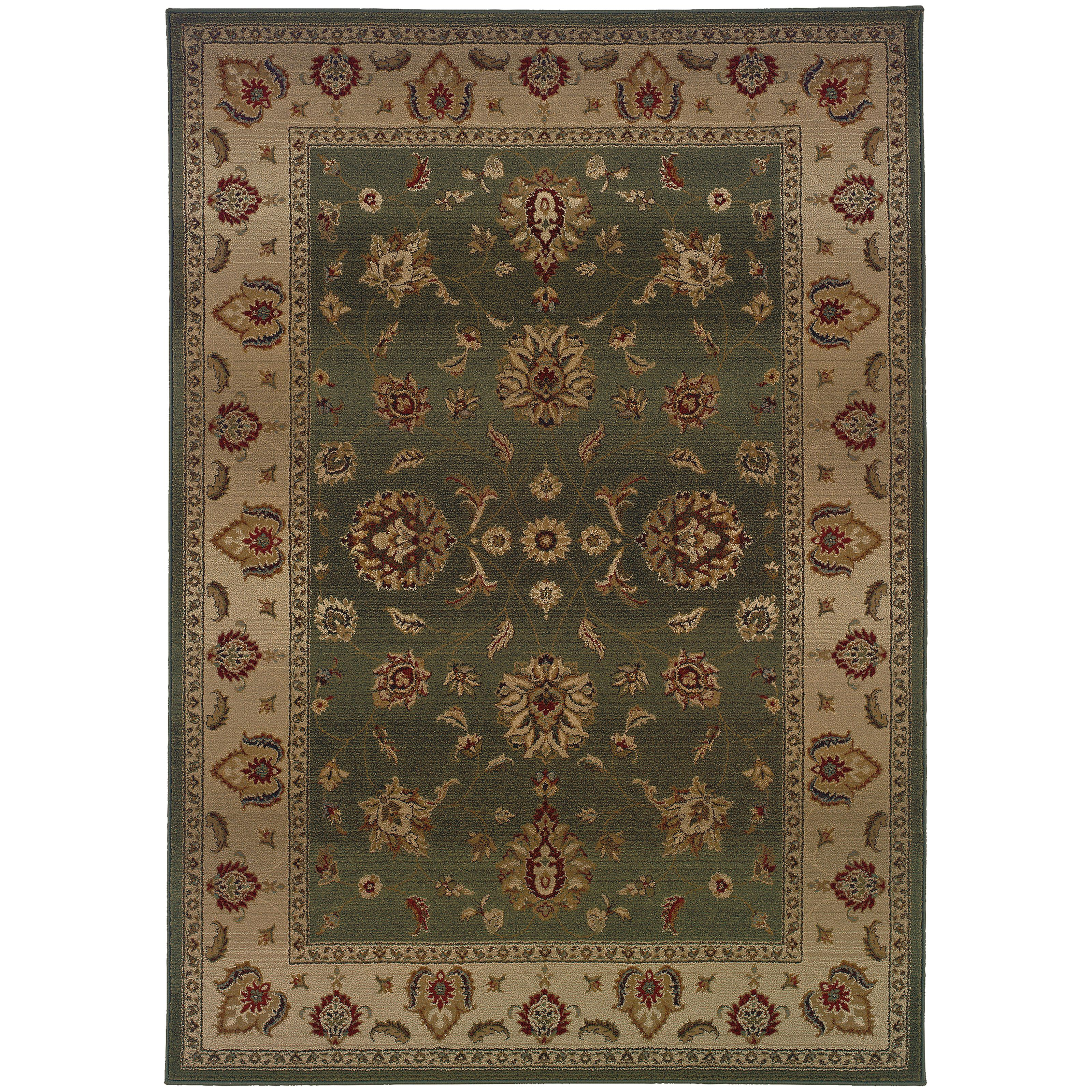 """Oriental Weavers Genesis 2' 0"""" X  3' 0"""" Rug - Item Number: G034F1060090ST"""
