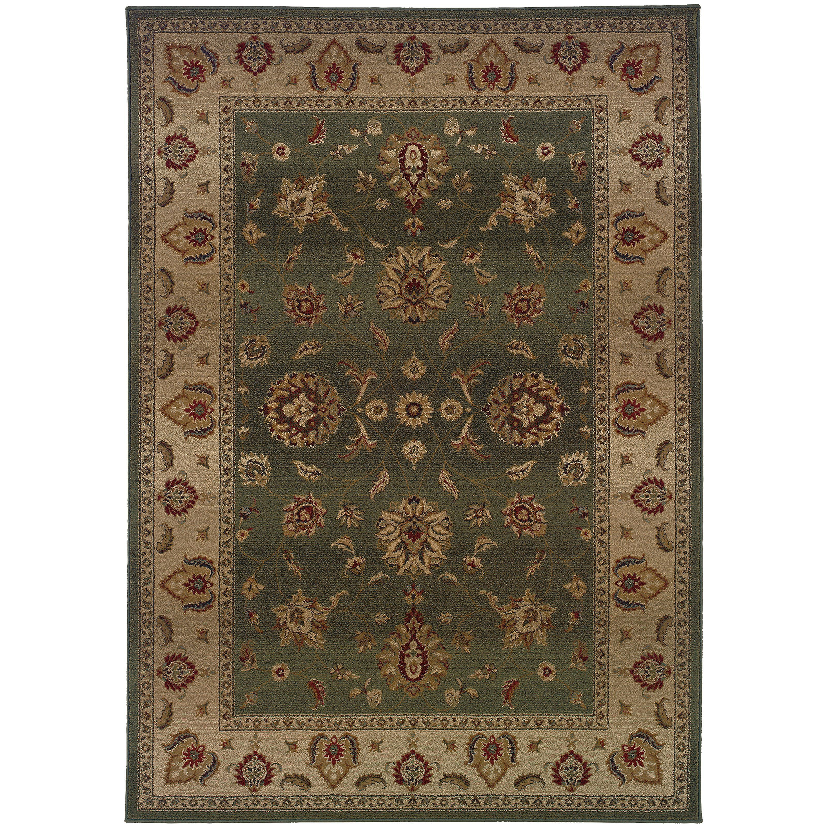 """Oriental Weavers Genesis 4' 0"""" X  5' 9"""" Rug - Item Number: G034F1120180ST"""