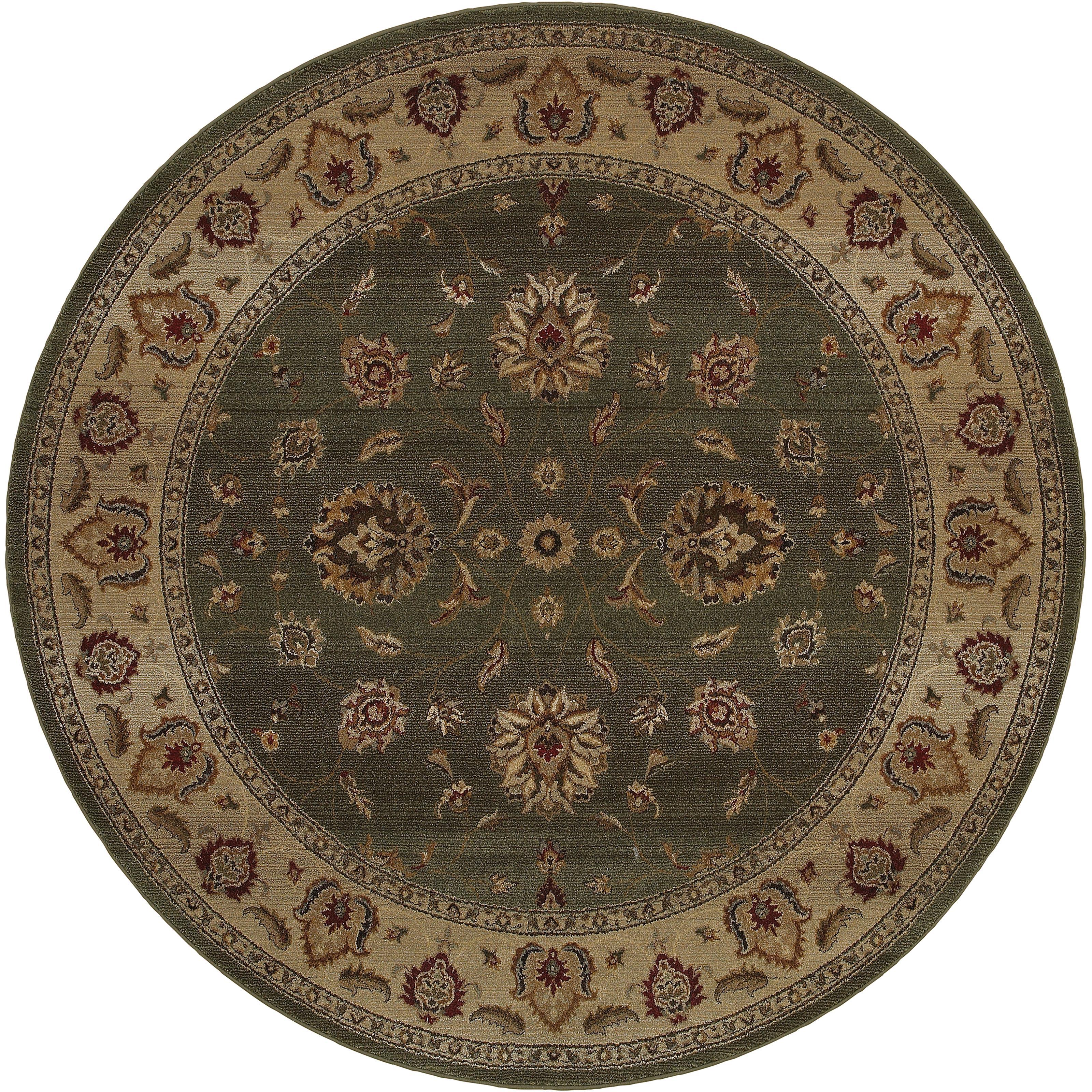 Oriental Weavers Genesis 8' Rug - Item Number: G034F1240240ST