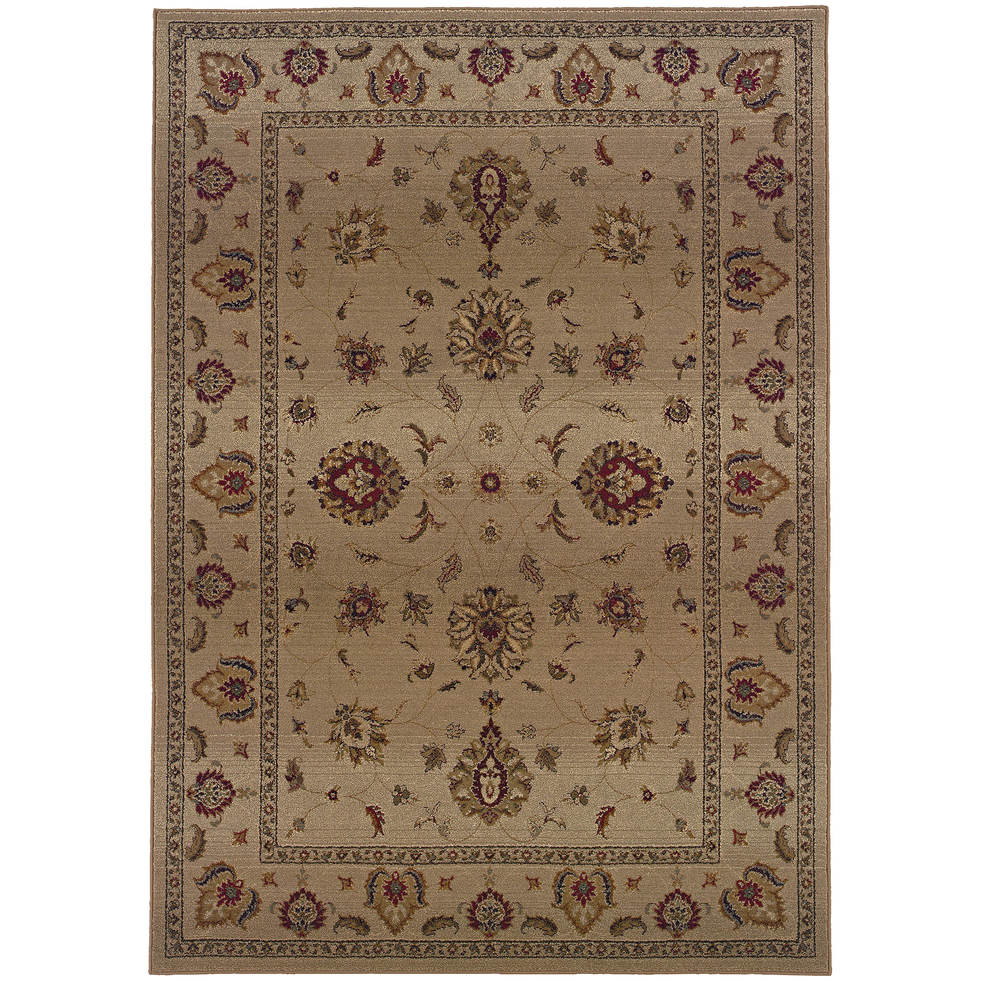 """Oriental Weavers Genesis 5' 3"""" X  7' 6"""" Rug - Item Number: G034J1160235ST"""