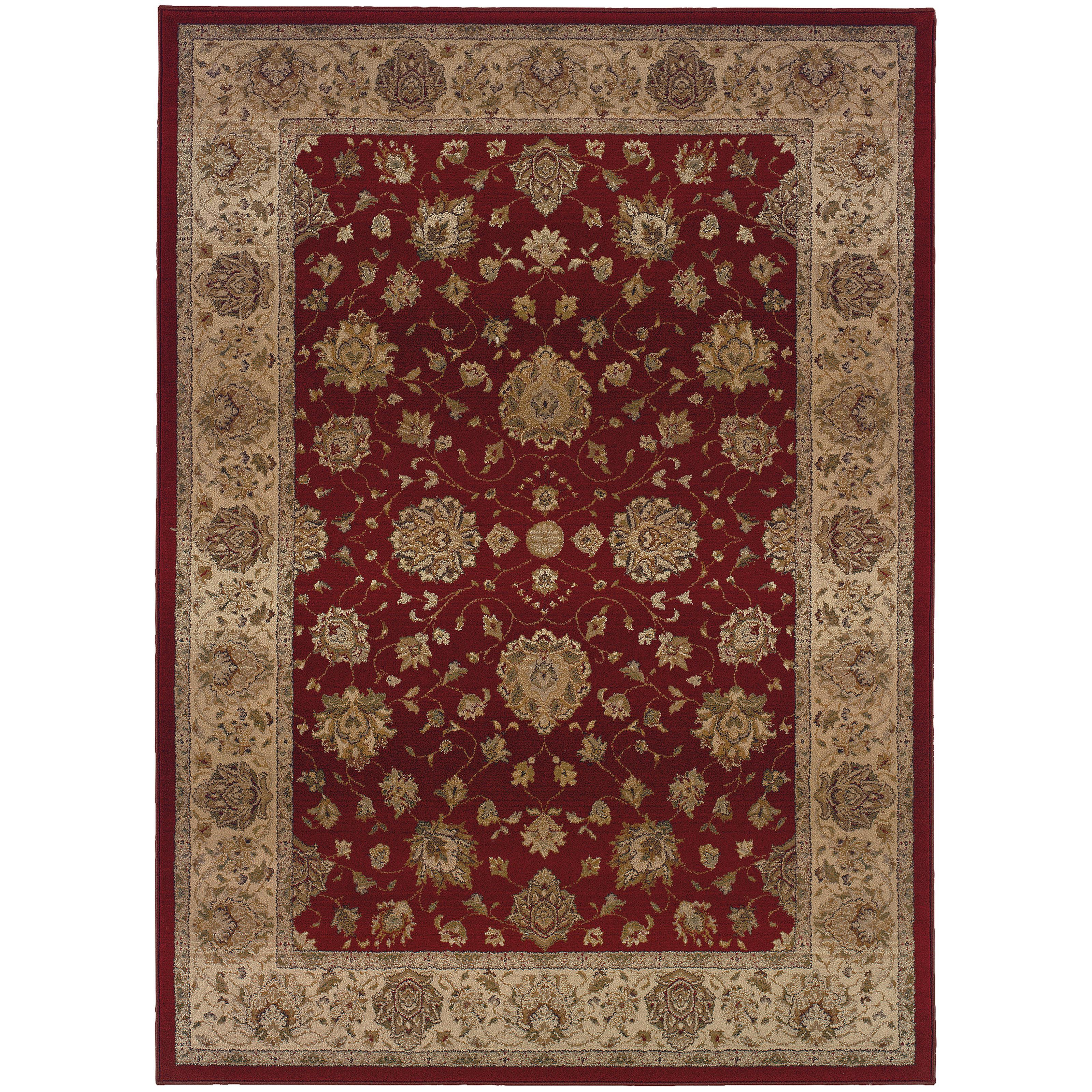 """Oriental Weavers Genesis 4' 0"""" X  5' 9"""" Rug - Item Number: G035R1120180ST"""