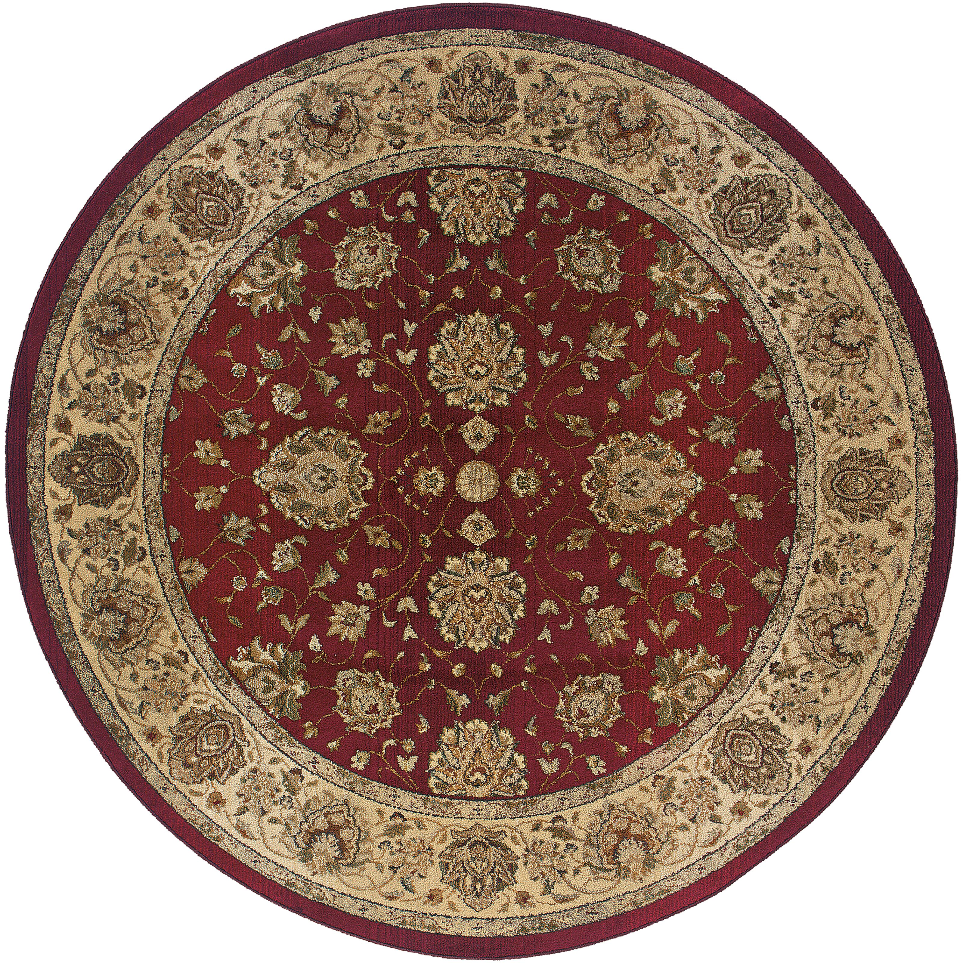 Oriental Weavers Genesis 8' Rug - Item Number: G035R1240240ST