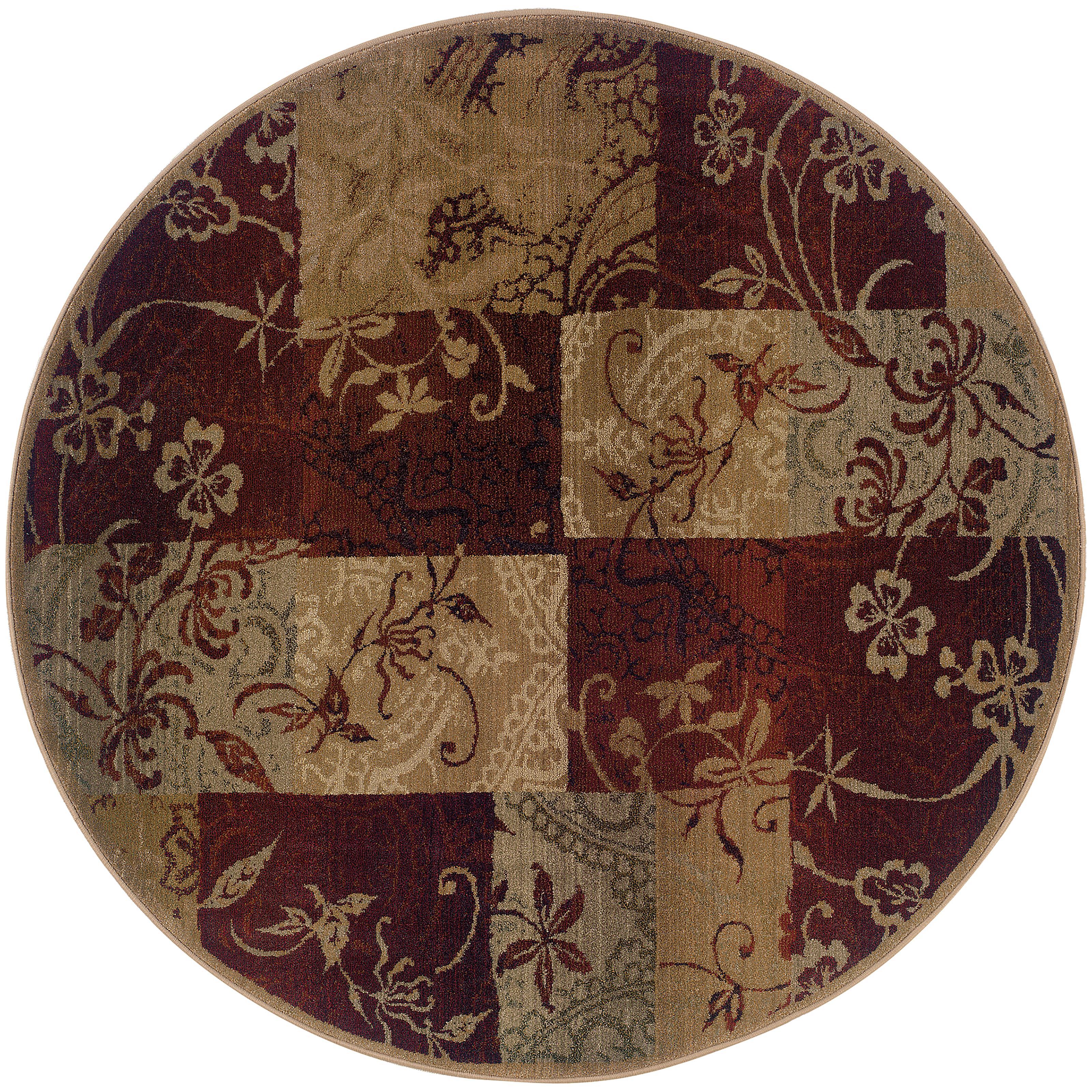 Oriental Weavers Genesis 6' Rug - Item Number: G080X1180180ST