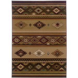 """Oriental Weavers Genesis 7'10"""" X 11' 0"""" Rug"""