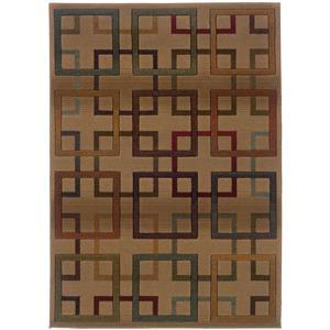 """Oriental Weavers Genesis 2' 7"""" X  9' 1"""" Rug"""