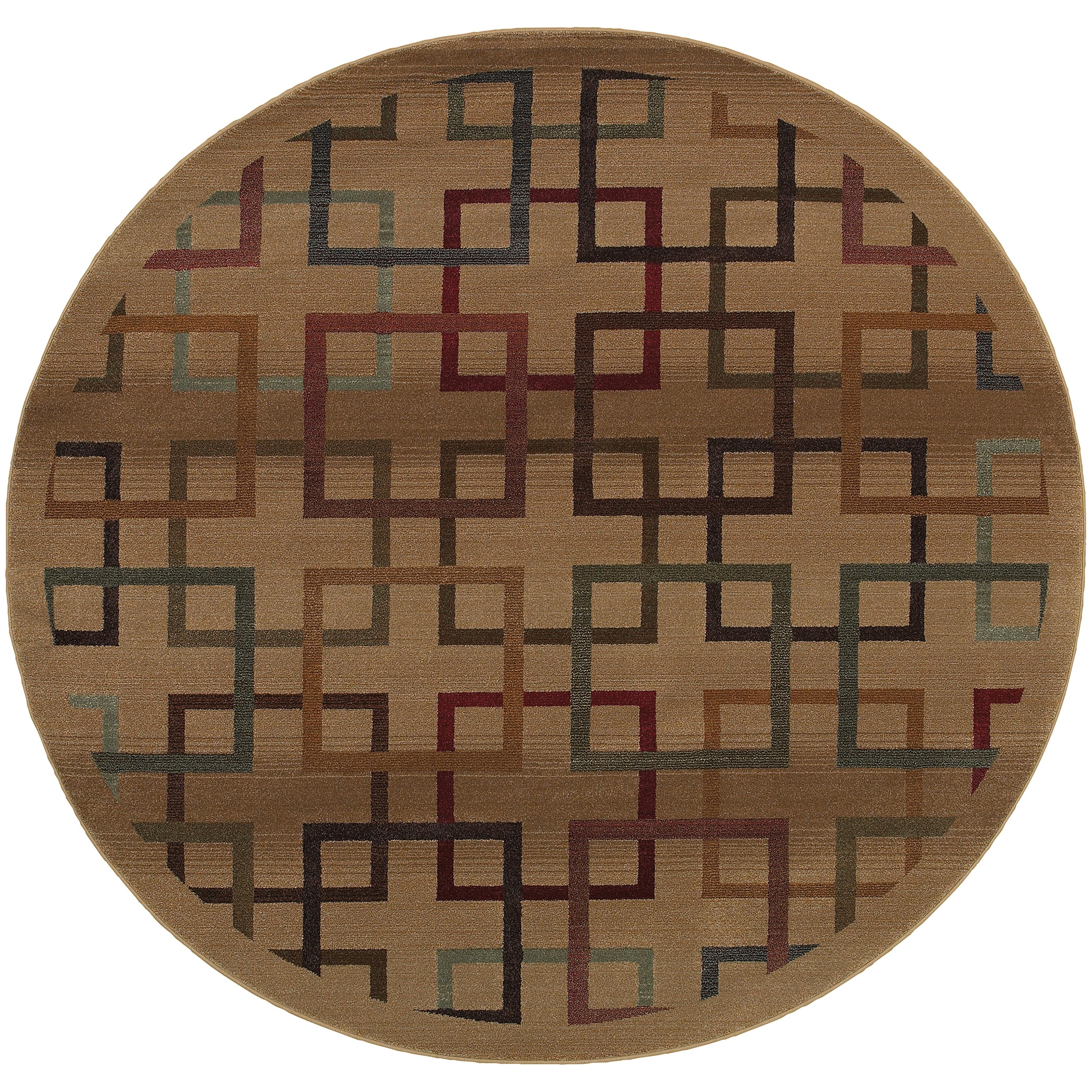 Oriental Weavers Genesis 6' Rug - Item Number: G096J1180180ST