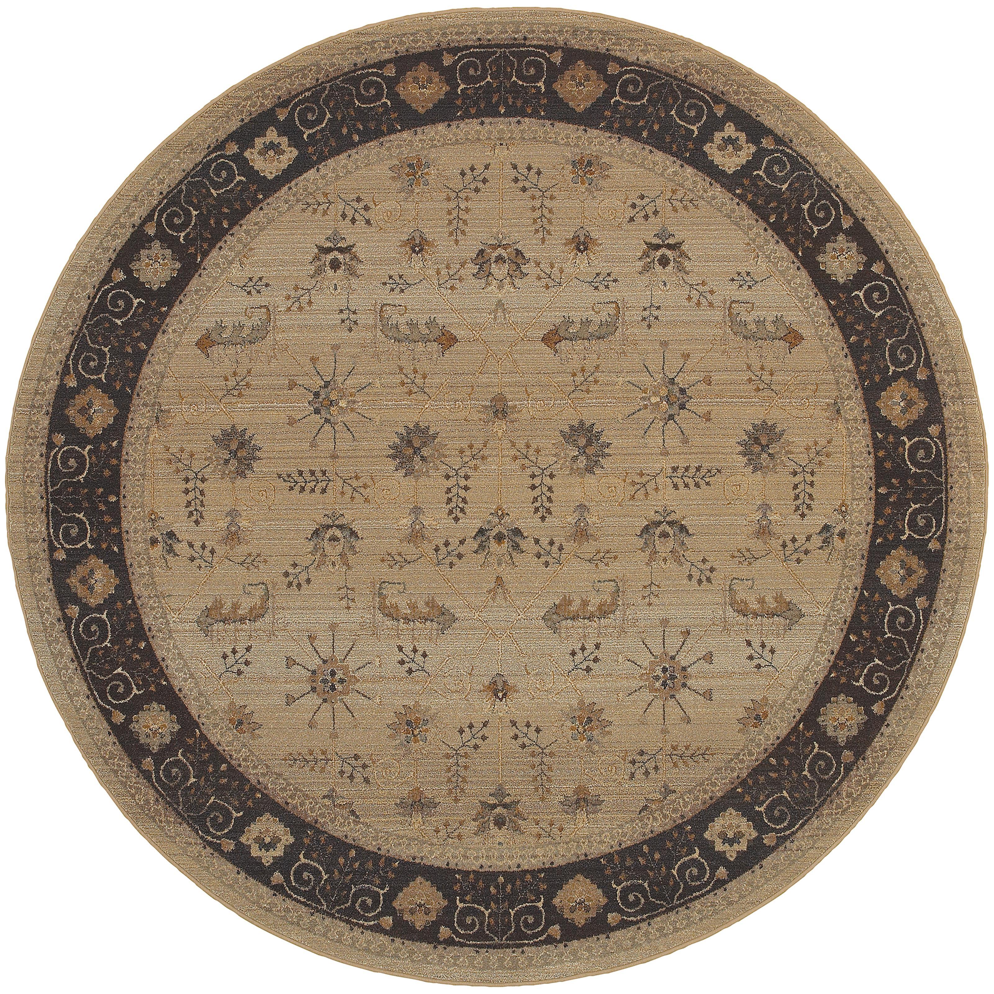 Oriental Weavers Genesis 6' Rug - Item Number: G112M1180180ST