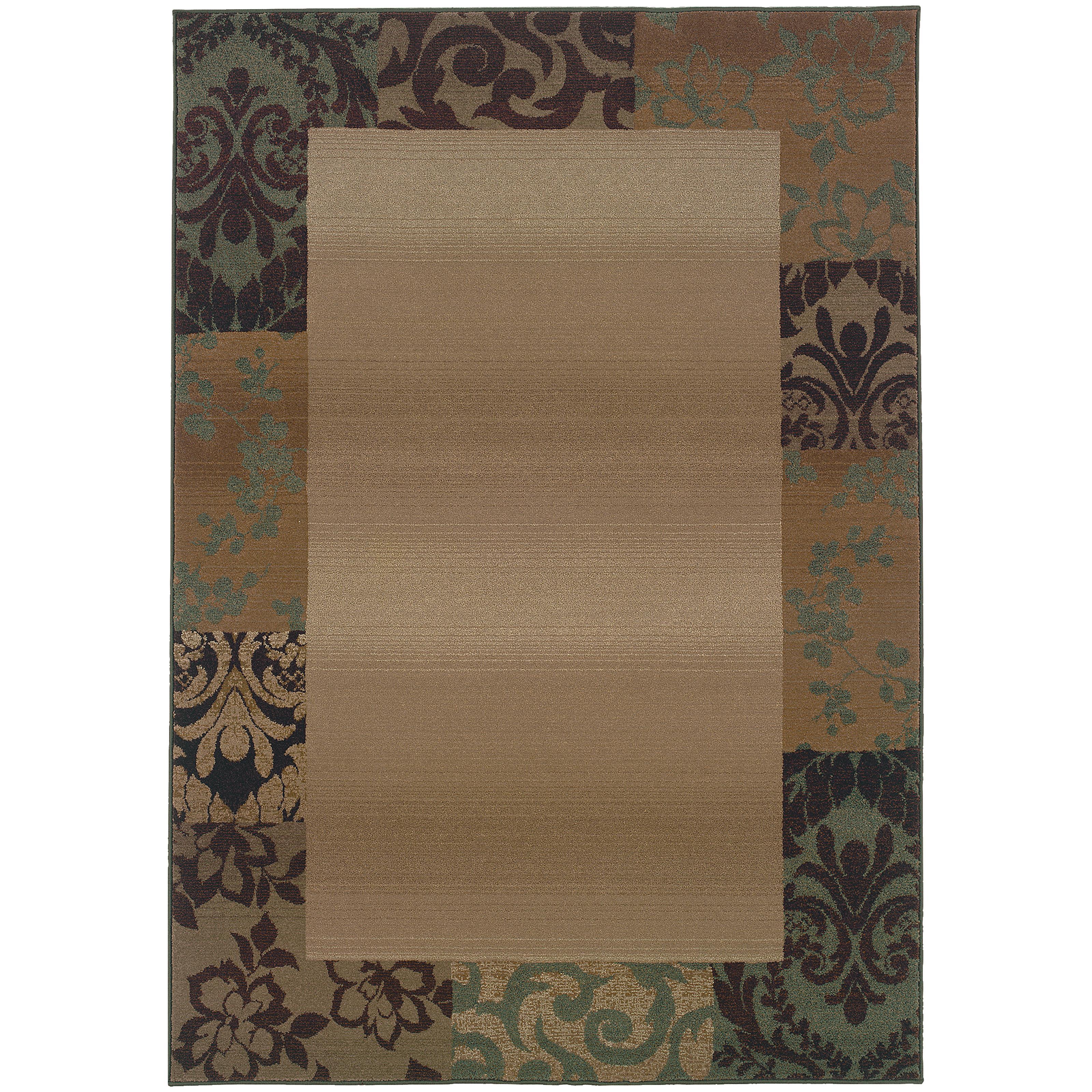 """Oriental Weavers Genesis 7'10"""" X 11' 0"""" Rug - Item Number: G2060Y240340ST"""