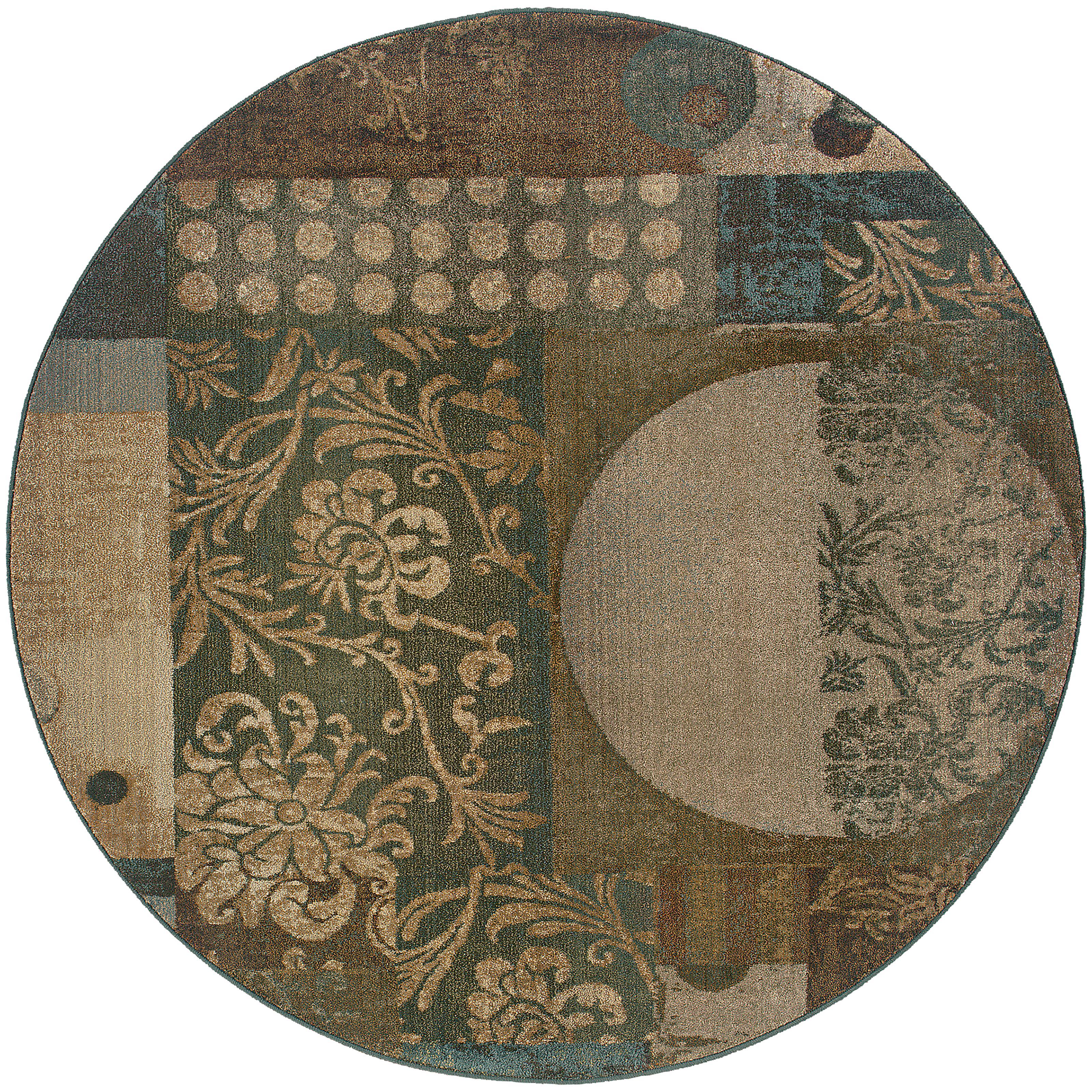 Oriental Weavers Genesis 6' Rug - Item Number: G511Z1180180ST