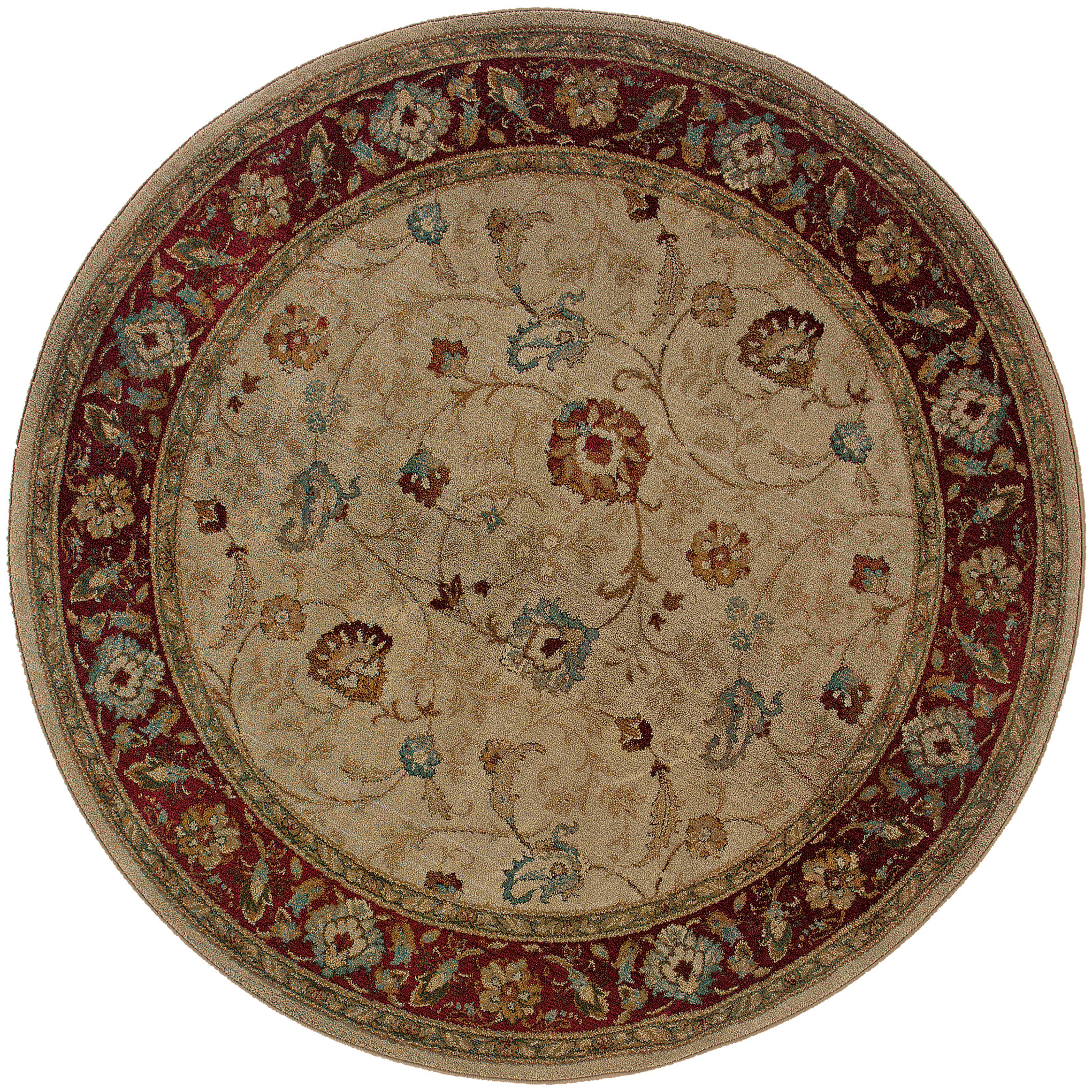 Oriental Weavers Genesis 8' Rug - Item Number: G521J1240240ST