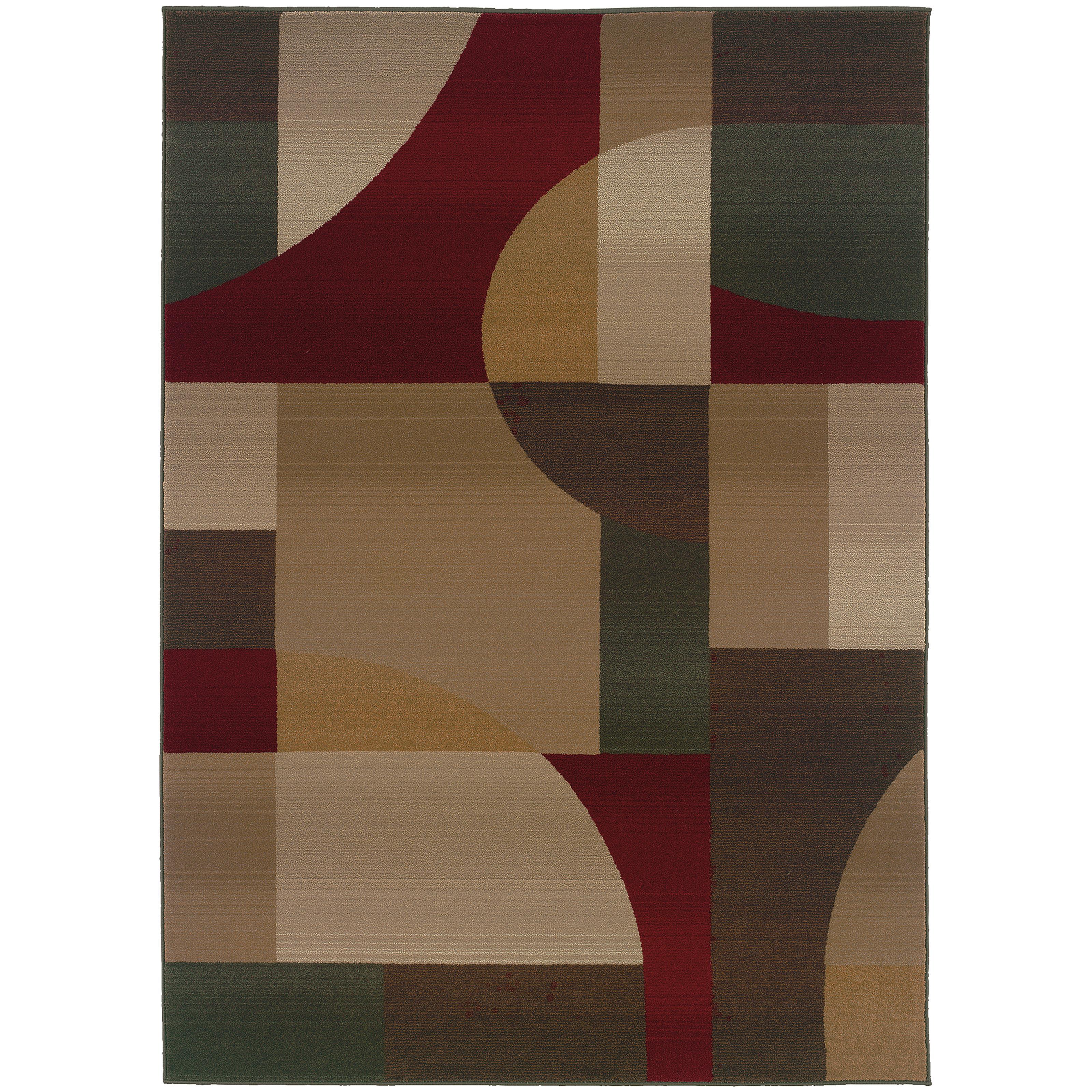 """Oriental Weavers Genesis 4' 0"""" X  5' 9"""" Rug - Item Number: G5560D120180ST"""