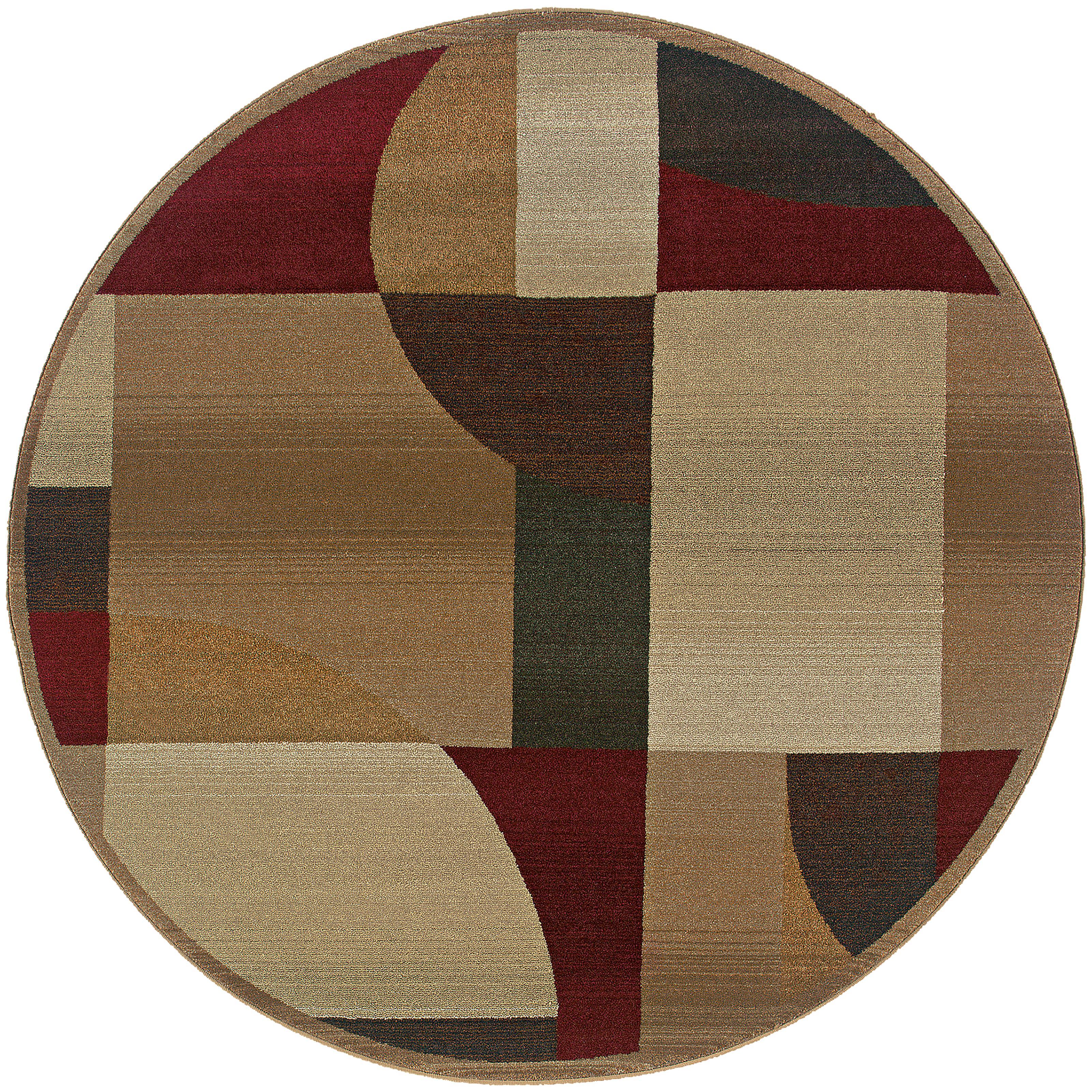 Oriental Weavers Genesis 8' Rug - Item Number: G5560D240240ST