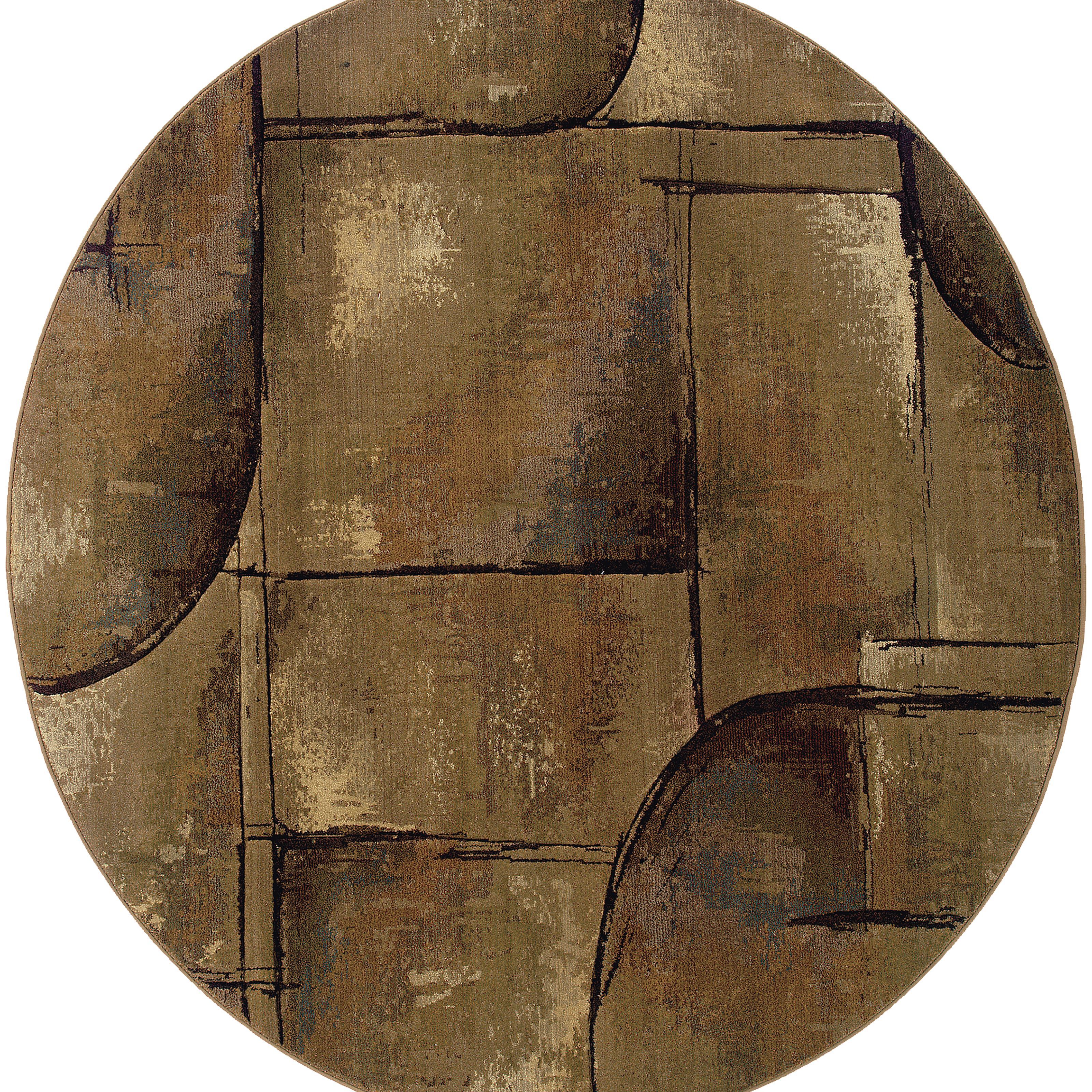Oriental Weavers Genesis 8' Rug - Item Number: G8025X240240ST