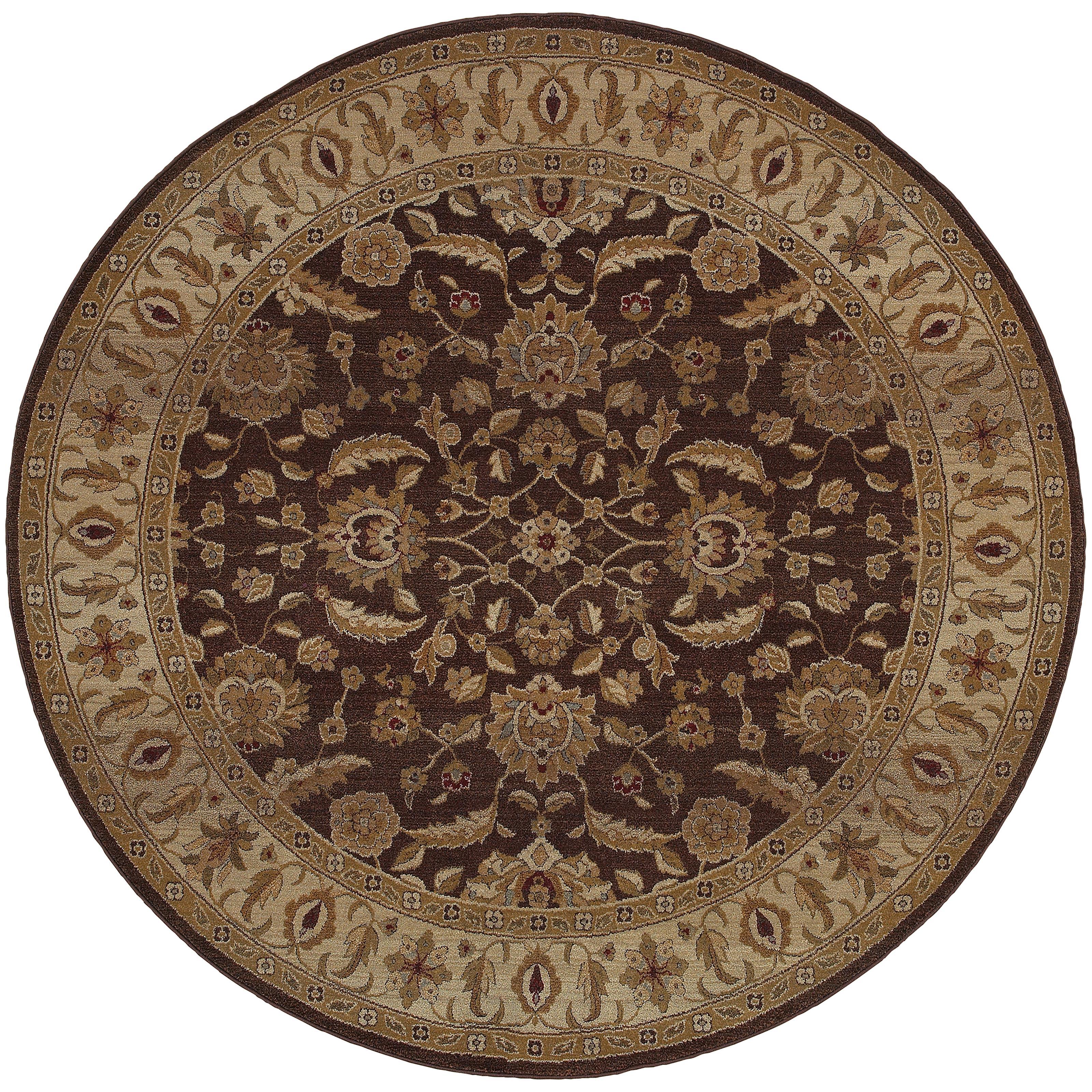 Oriental Weavers Genesis 8' Rug - Item Number: G952M1240240ST