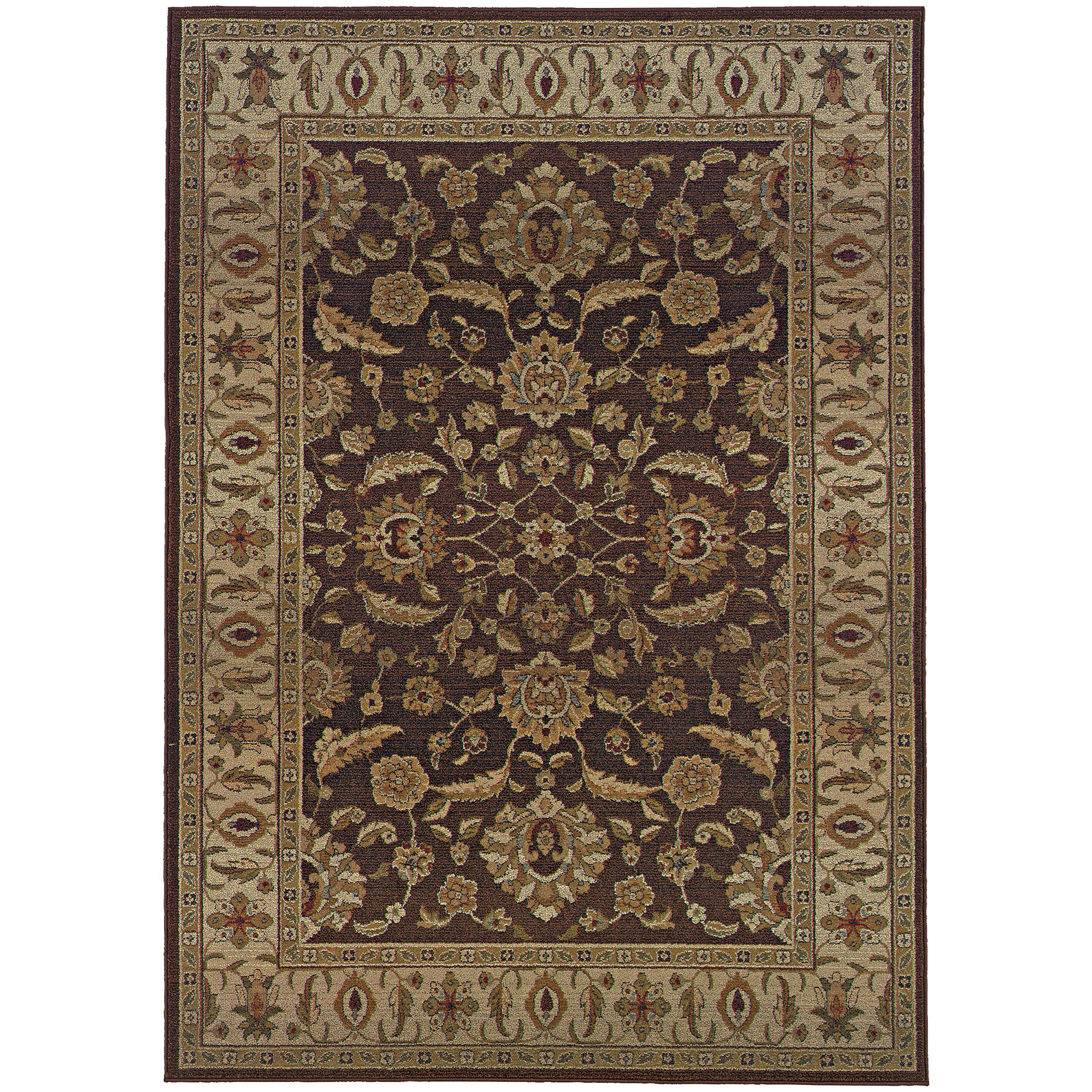 """Oriental Weavers Genesis 7'10"""" X 11' 0"""" Rug - Item Number: G952M1240340ST"""