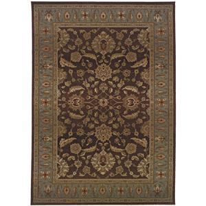 """Oriental Weavers Genesis 4' 0"""" X  5' 9"""" Rug"""