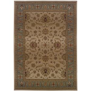"""Oriental Weavers Genesis 2' 3"""" X  4' 5"""" Rug"""