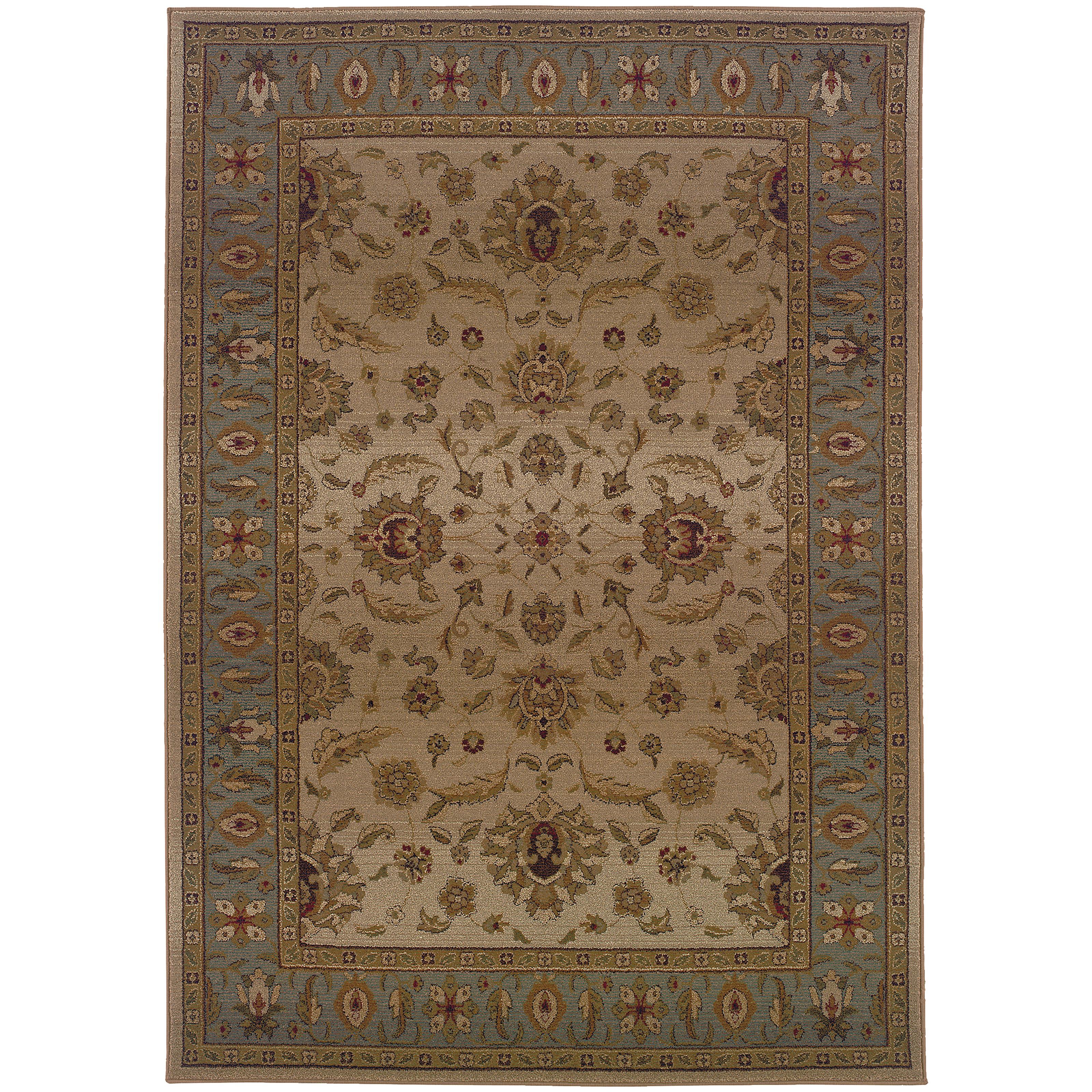 """Oriental Weavers Genesis 4' 0"""" X  5' 9"""" Rug - Item Number: G952W1120180ST"""
