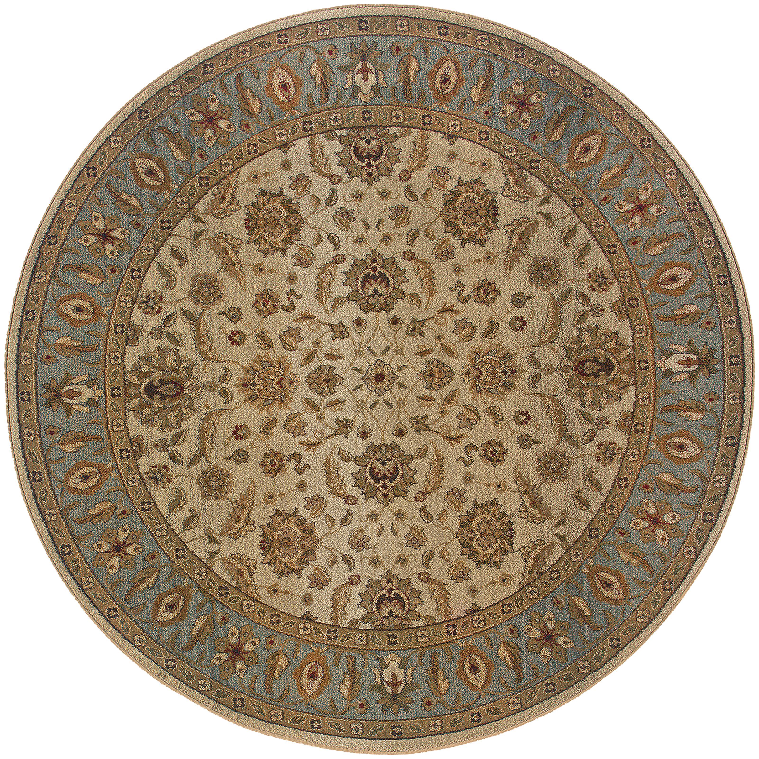Oriental Weavers Genesis 6' Rug - Item Number: G952W1180180ST