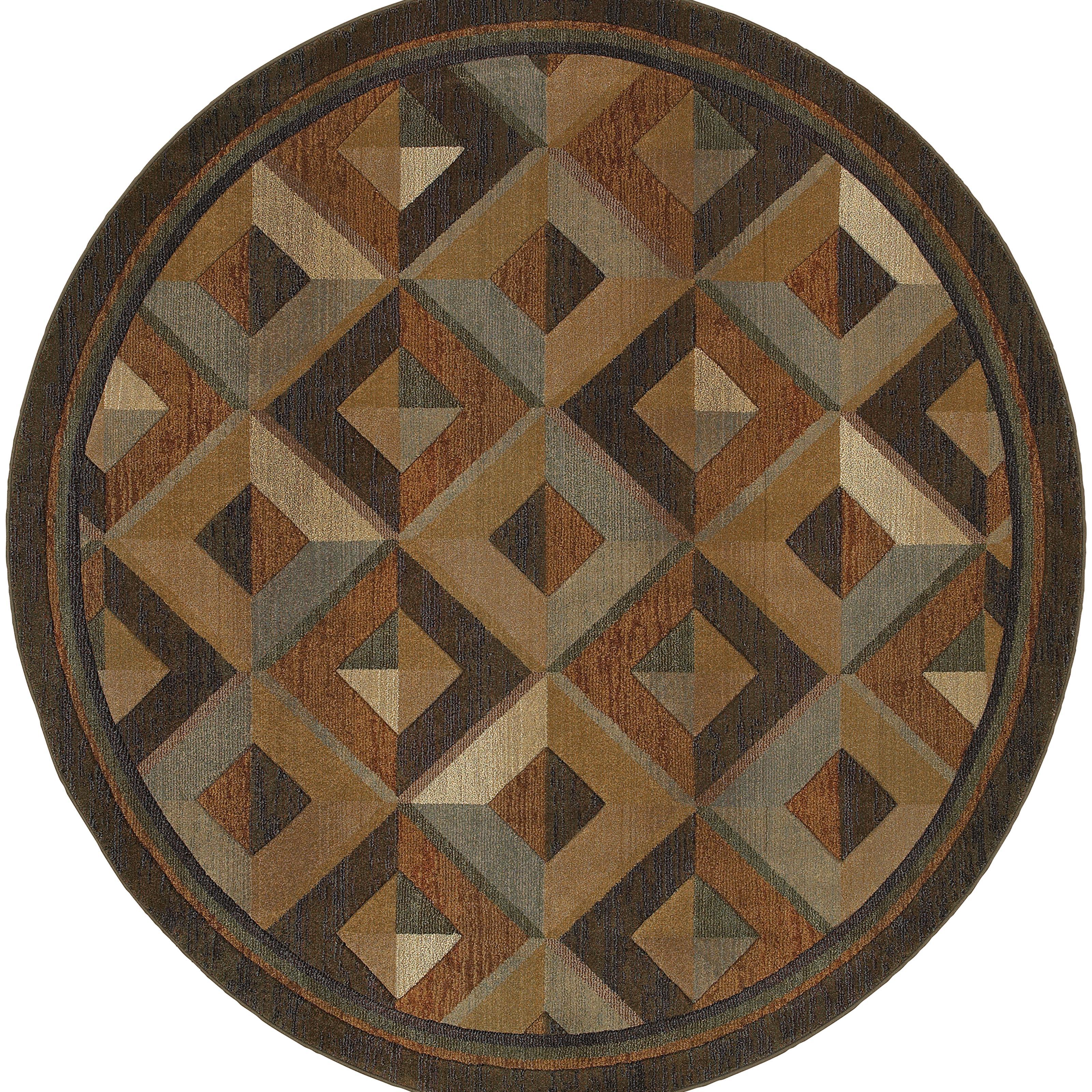 Oriental Weavers Genesis 6' Rug - Item Number: G956Q1180180ST
