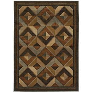 """Oriental Weavers Genesis 5' 3"""" X  7' 6"""" Rug"""