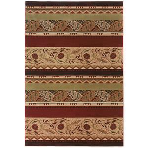 """Oriental Weavers Genre 7'10"""" X 11' 0"""" Rug"""