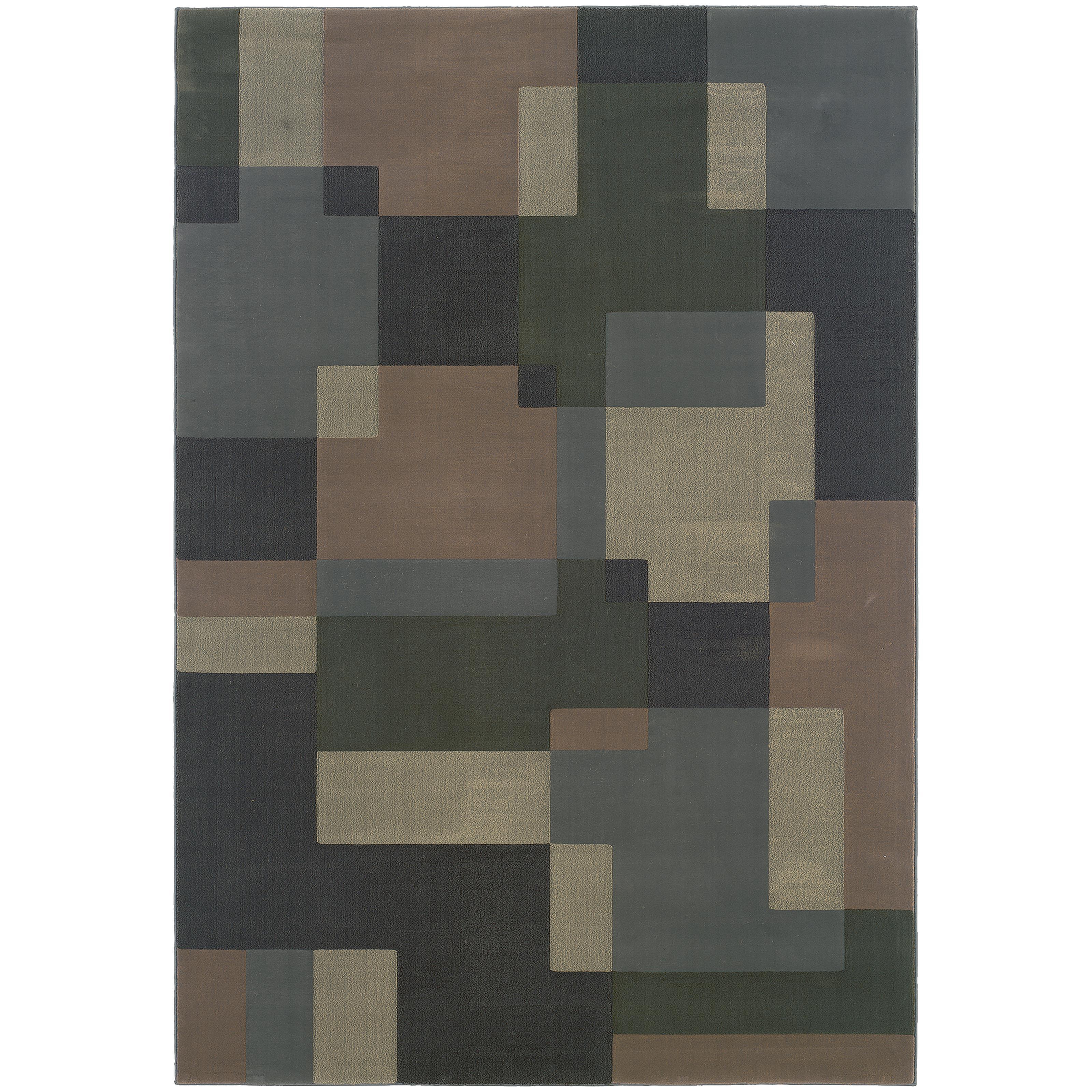 """Oriental Weavers Genre 7'10"""" X 11' 0"""" Rug - Item Number: G501H8240330ST"""