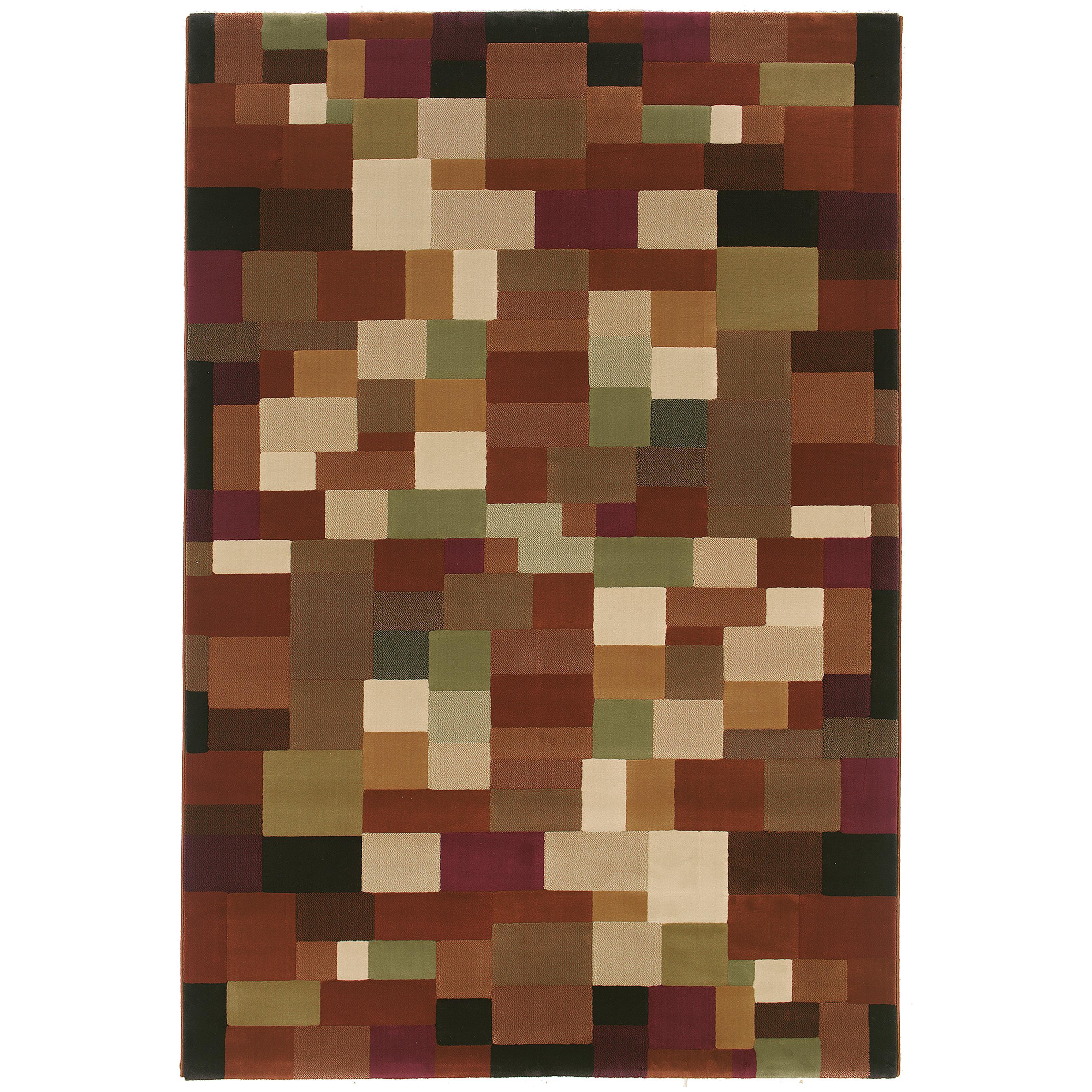 """Oriental Weavers Genre 5' 3"""" X  7' 9"""" Rug - Item Number: G580X1160235ST"""