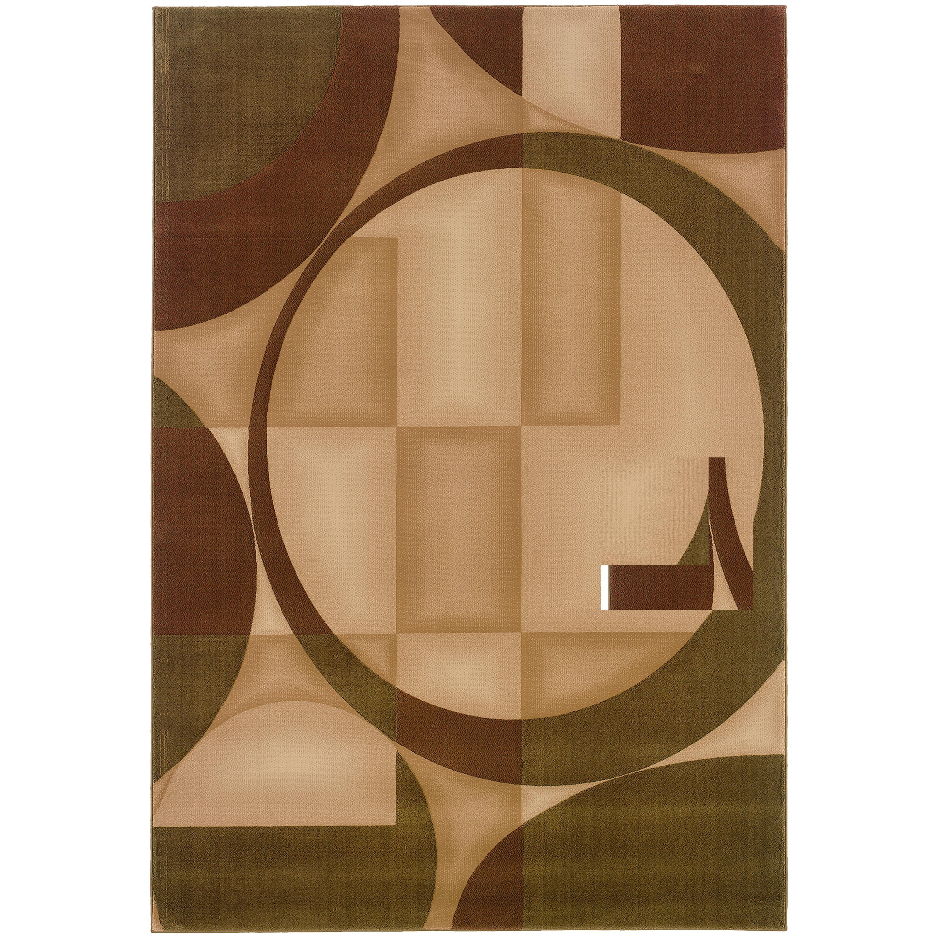 Oriental Weavers Genre 4' X  6' Rug - Item Number: G631Y8120180ST