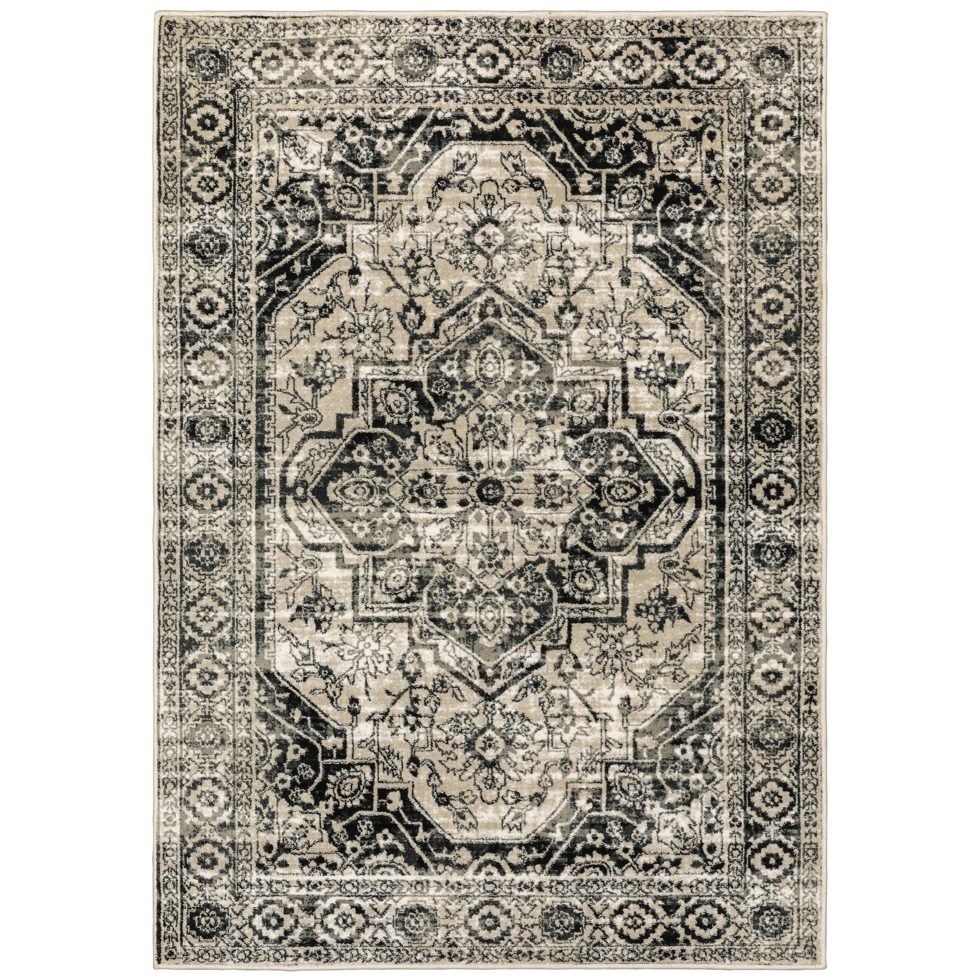 "6' 7"" X  9' 2"" Rectangle Rug"