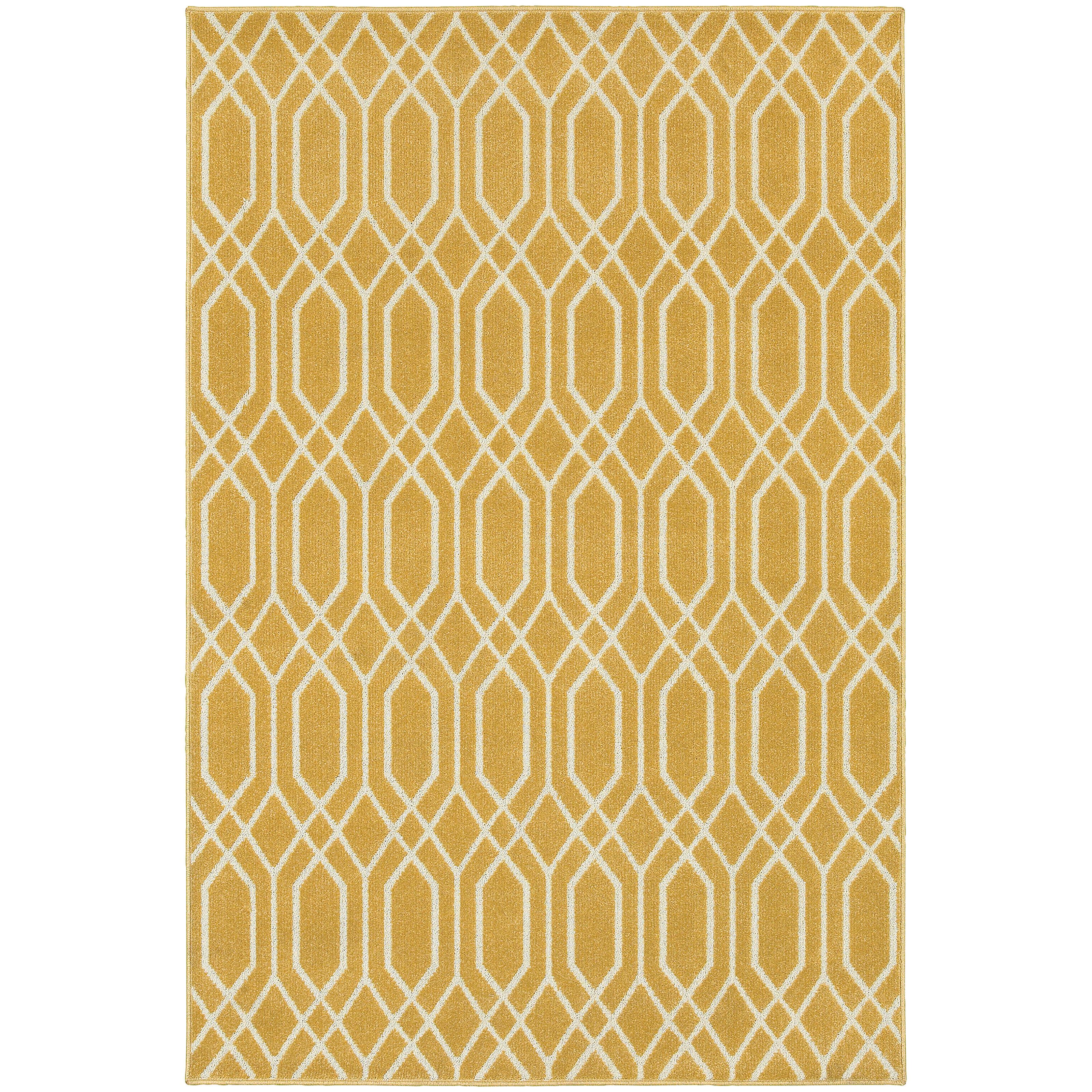 """Oriental Weavers Hampton 1'10"""" X  7' 6"""" Rug - Item Number: H192Y5056230ST"""