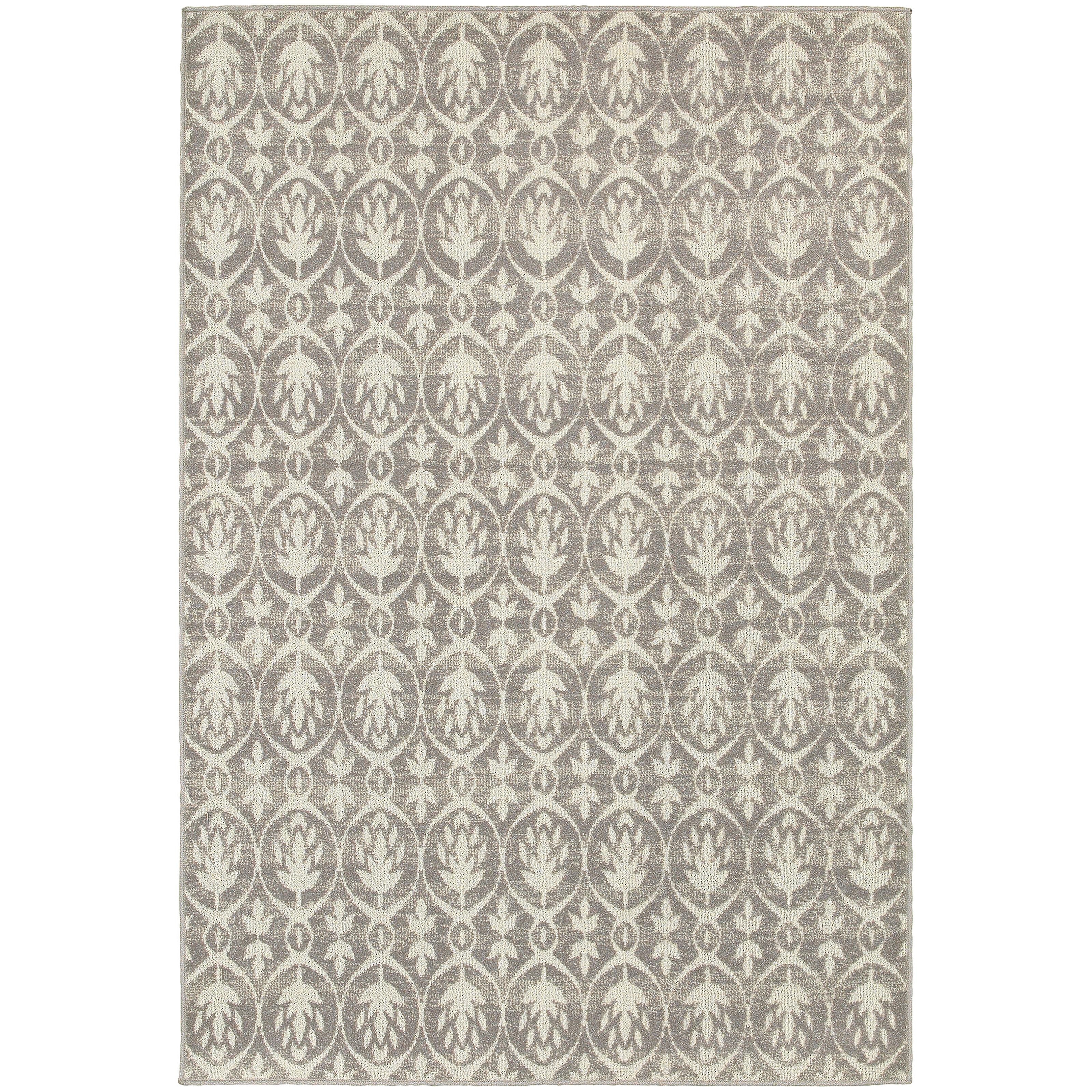 "Oriental Weavers Hampton 5' 3"" X  7' 6"" Rug - Item Number: H194E5160230ST"