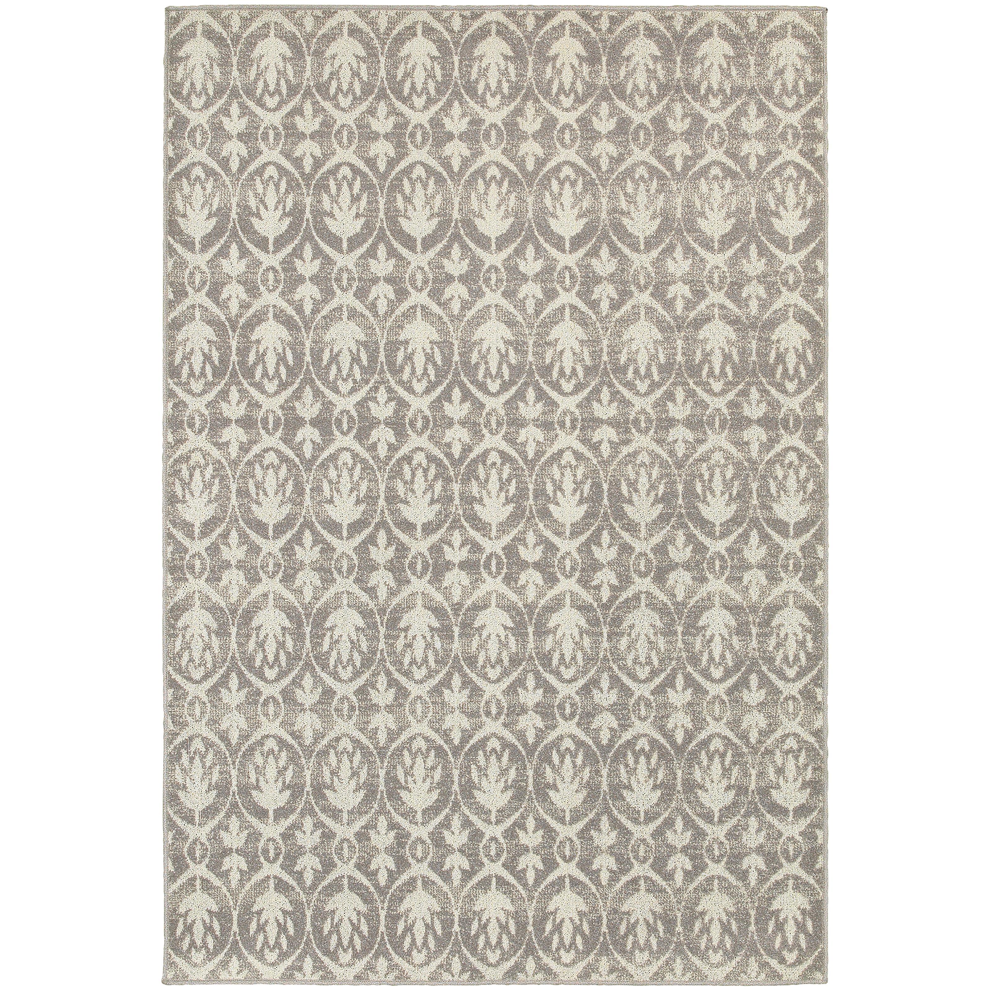 "Oriental Weavers Hampton 7'10"" X 10'10"" Rug - Item Number: H194E5240330ST"